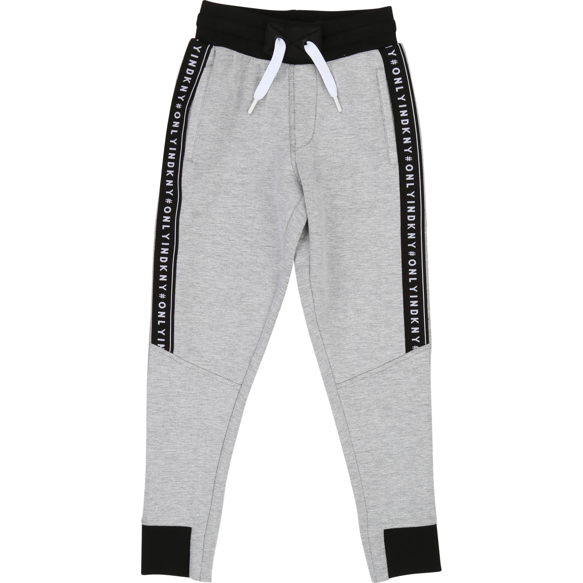 Trousers with side stripes DKNY for BOY