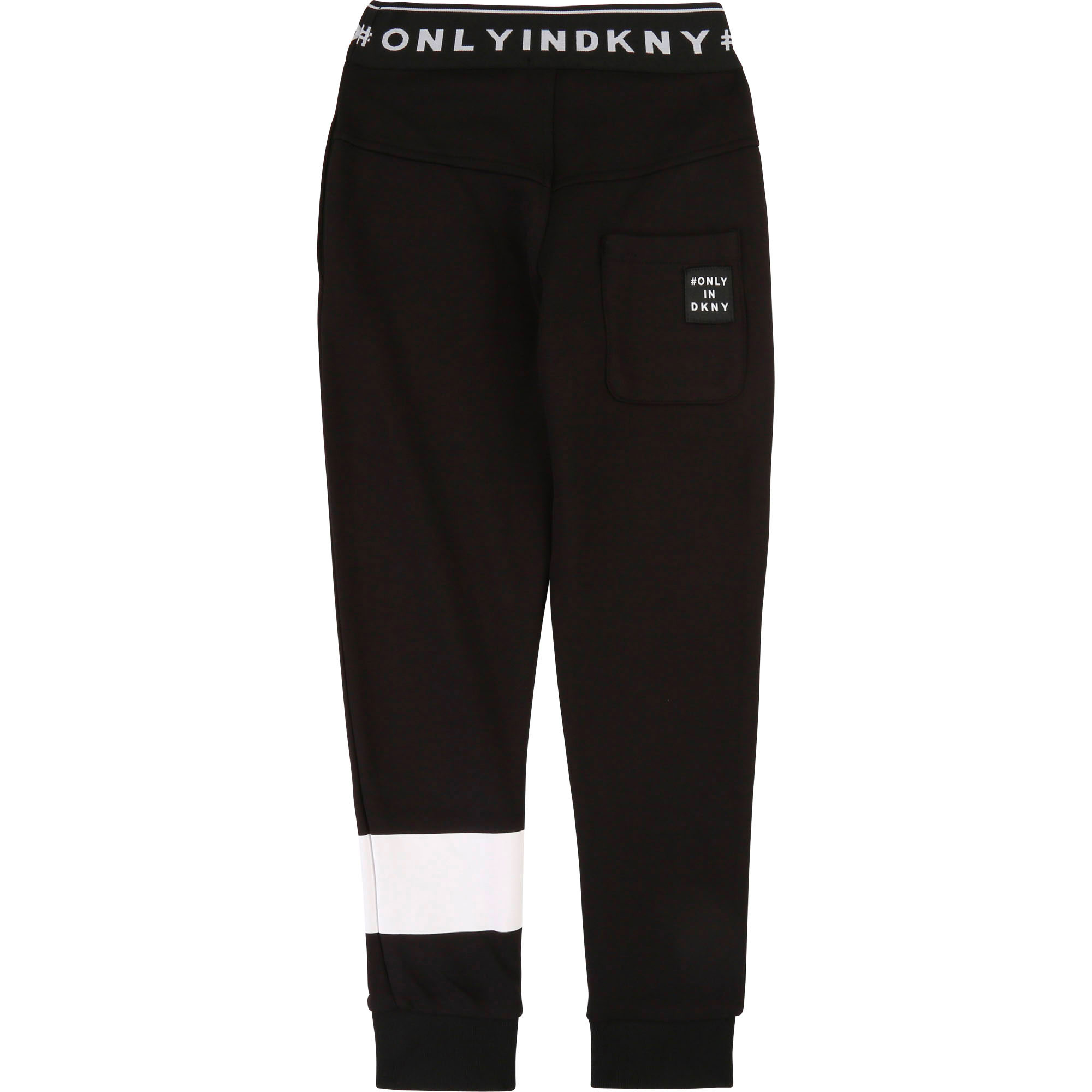 Printed stripe trousers DKNY for BOY