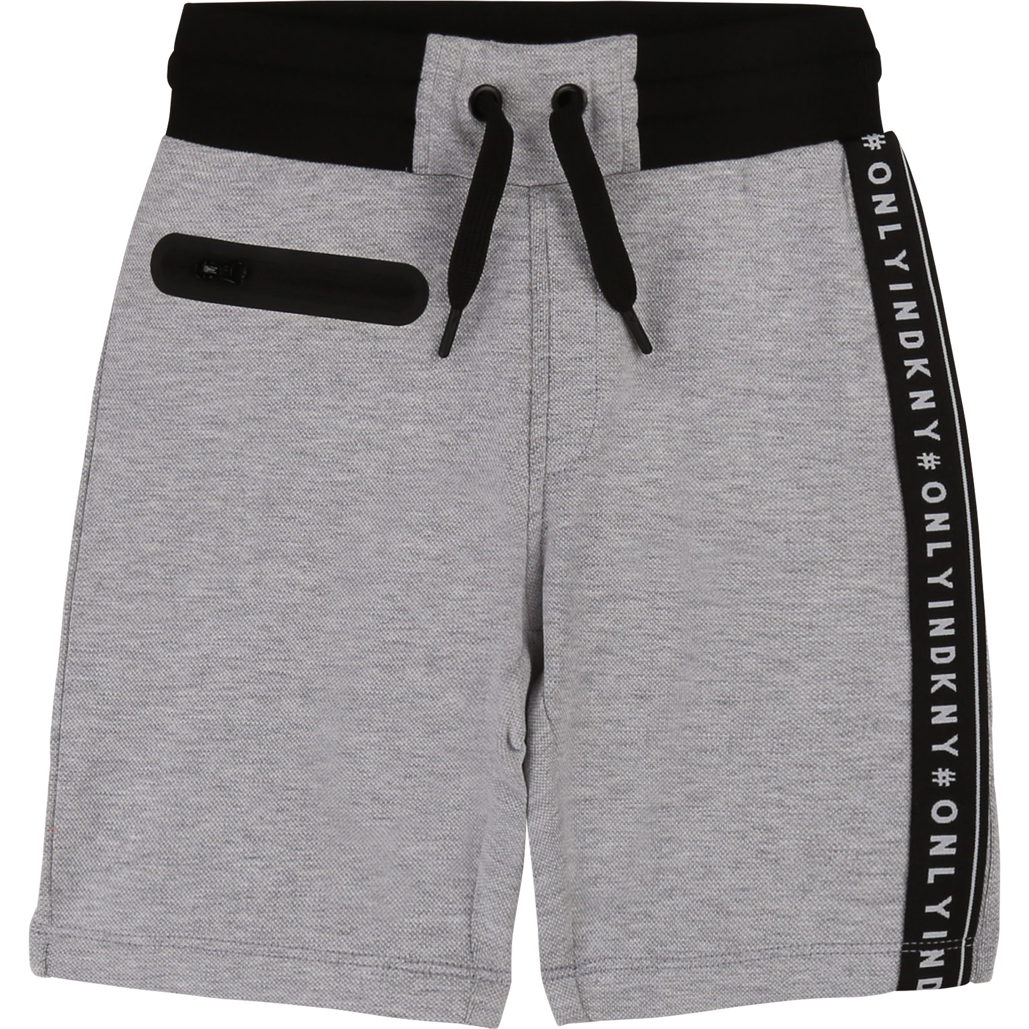 Fleece Bermuda shorts DKNY for BOY