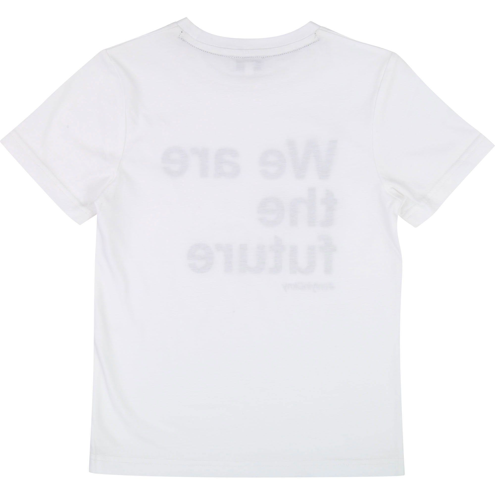 Cotton T-shirt with picture DKNY for BOY