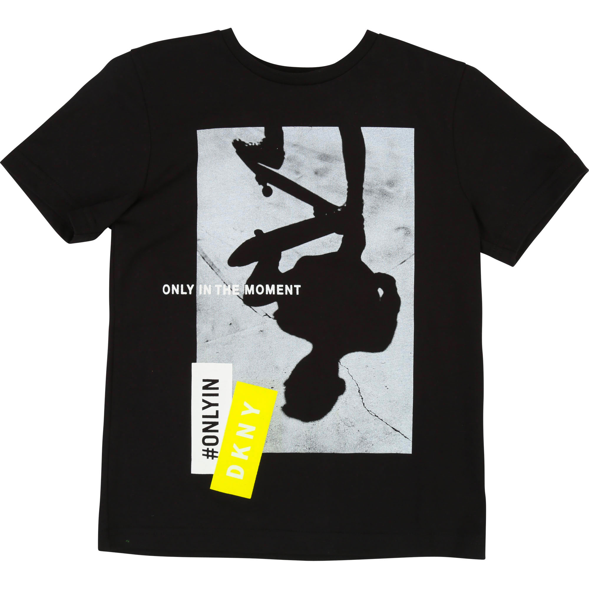 Printed T-shirt DKNY for BOY
