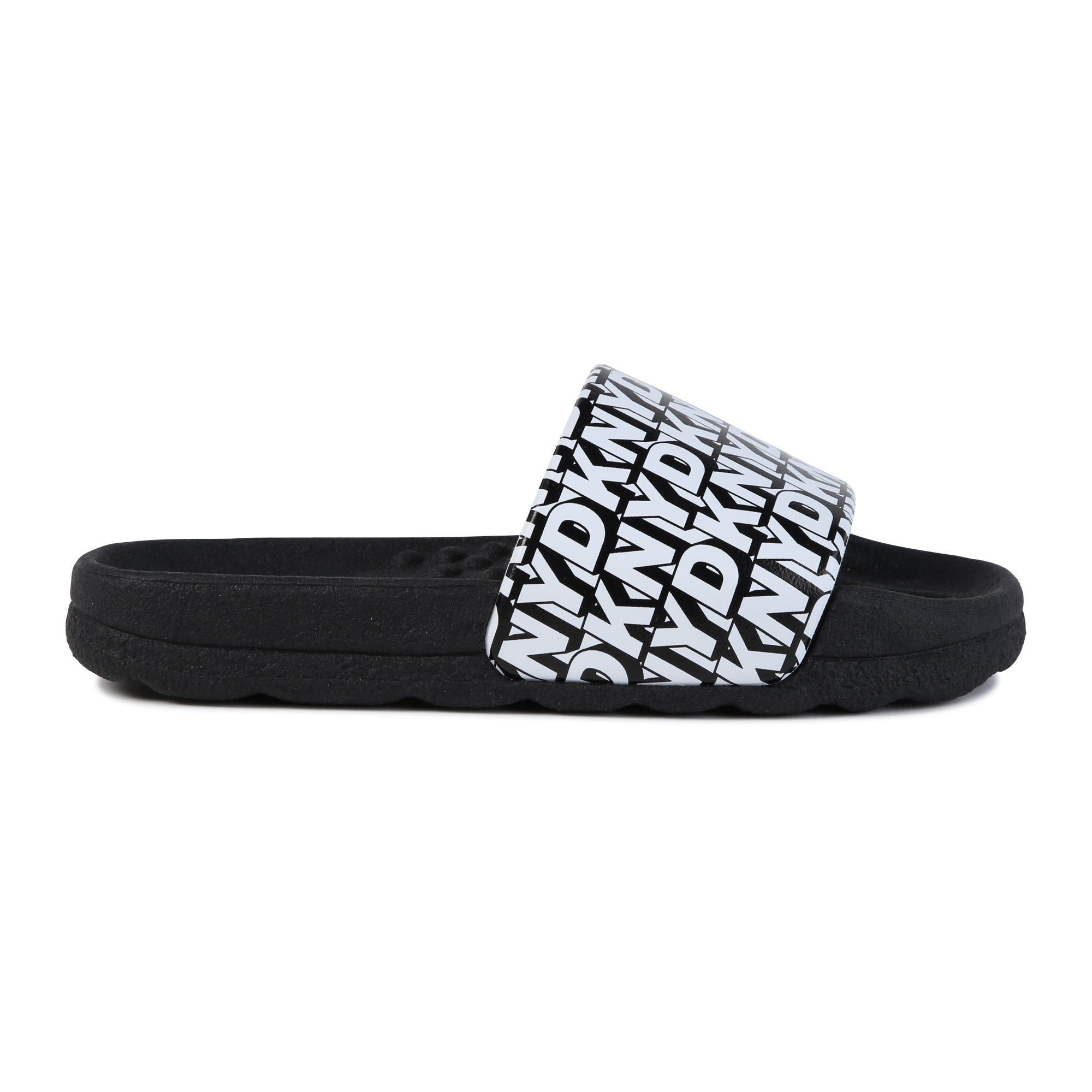 Slip-ons with all-over print DKNY for BOY