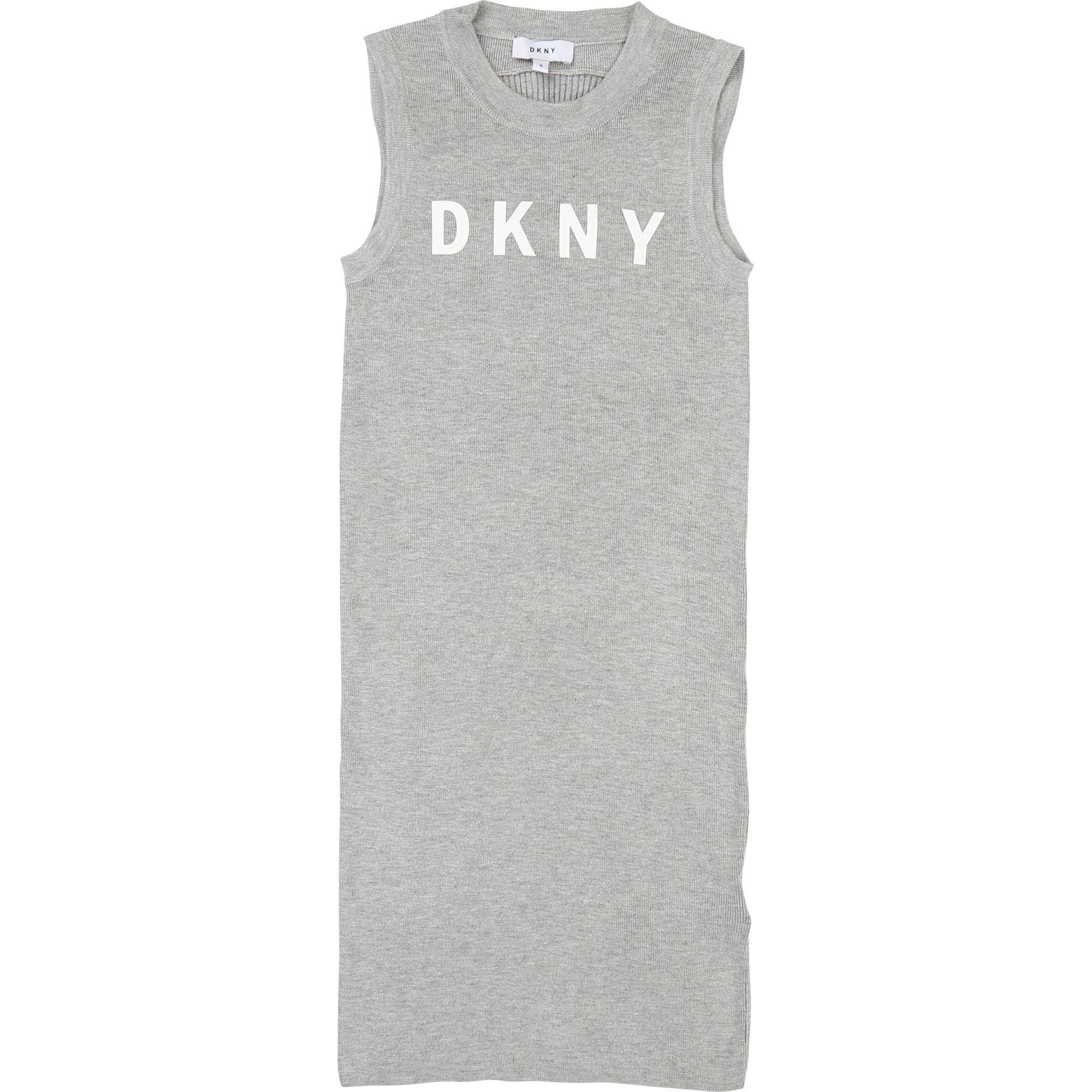 Knit back detail maxi dress DKNY for GIRL