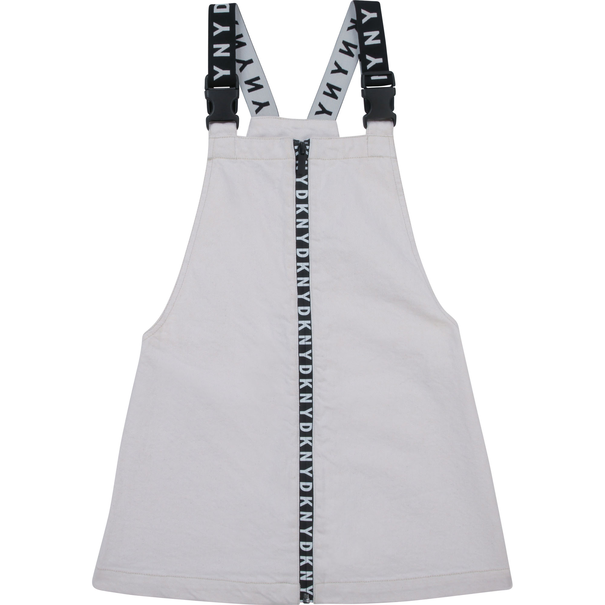 Drill dungaree dress DKNY for GIRL