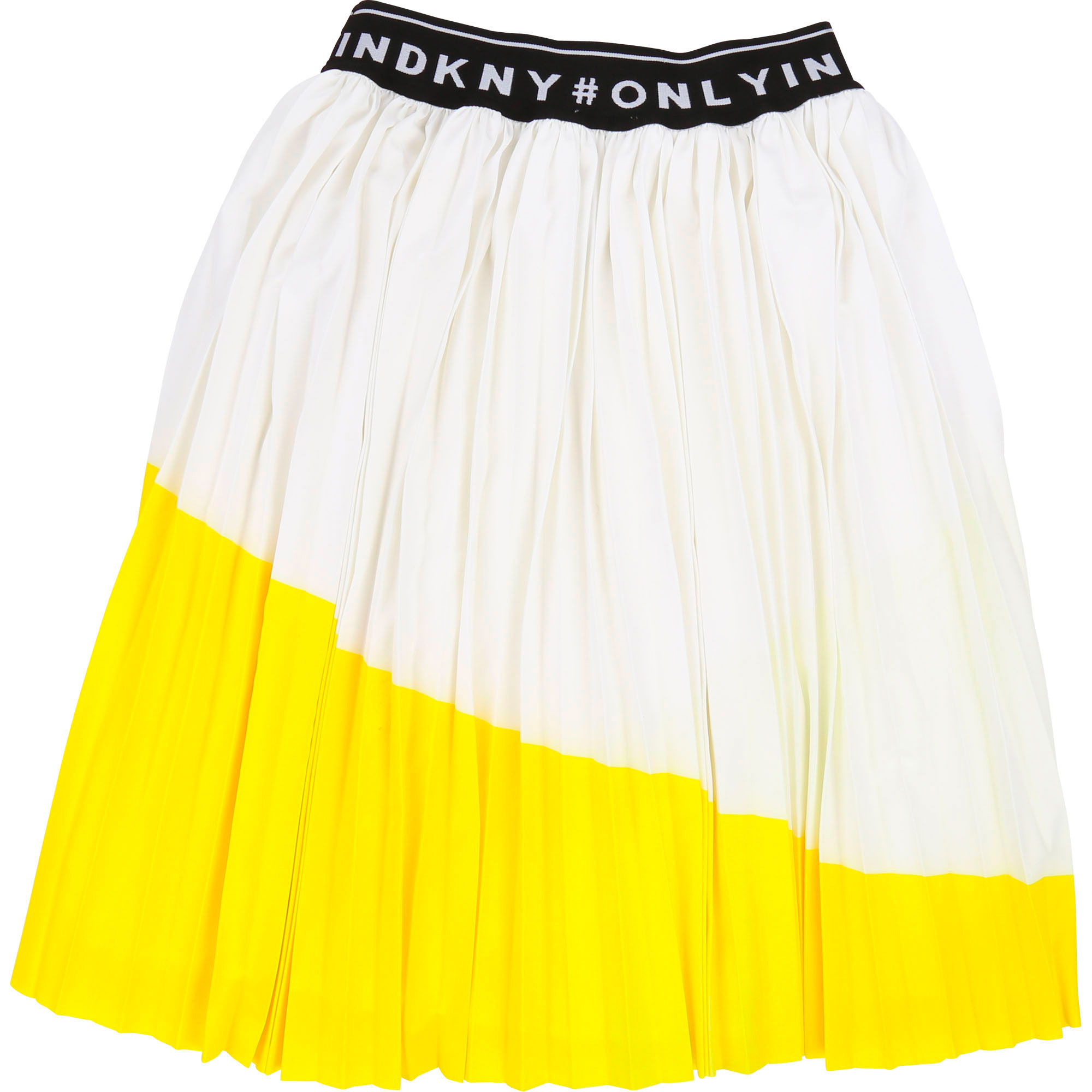 Pleated maxi skirt DKNY for GIRL