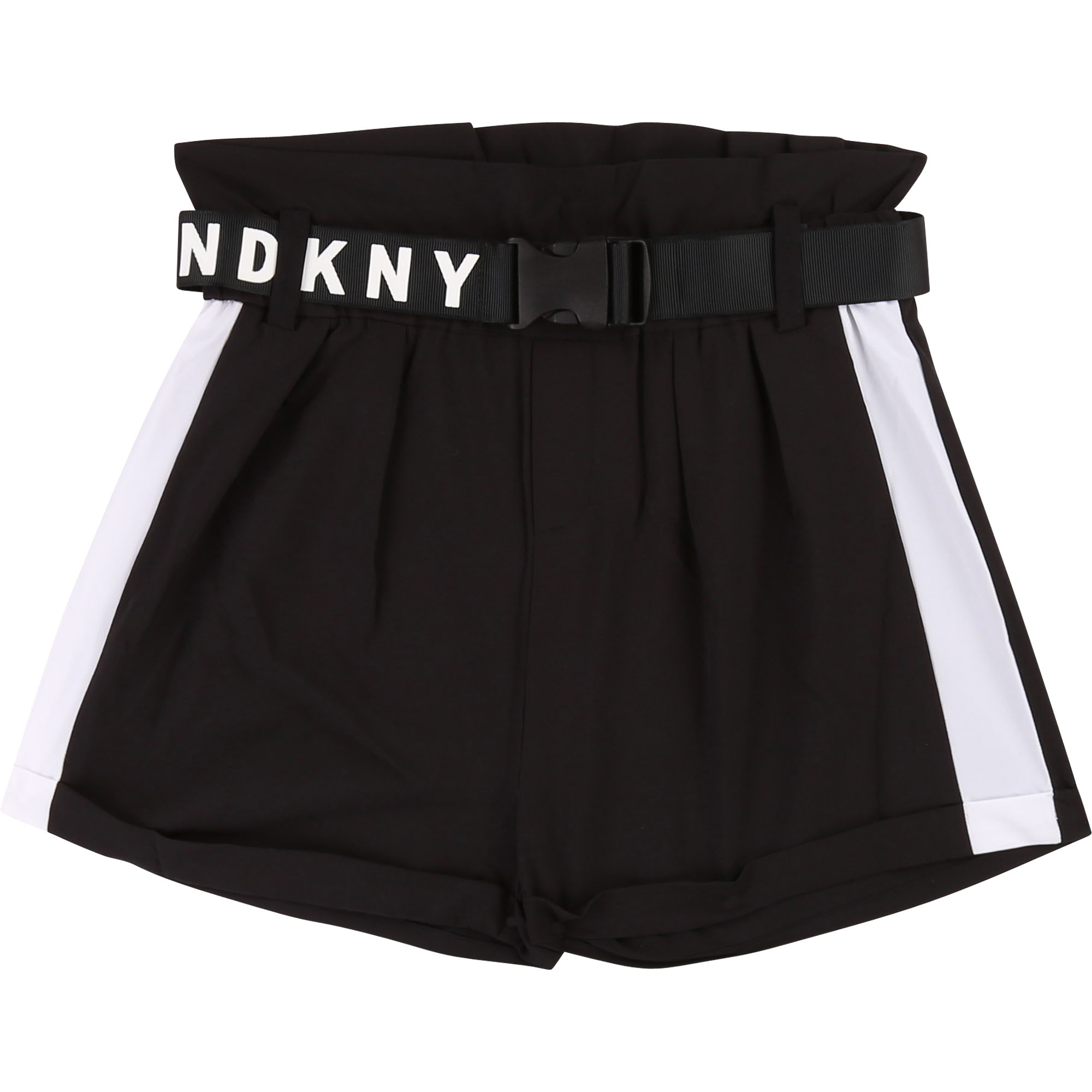 Shorts with belt DKNY for GIRL