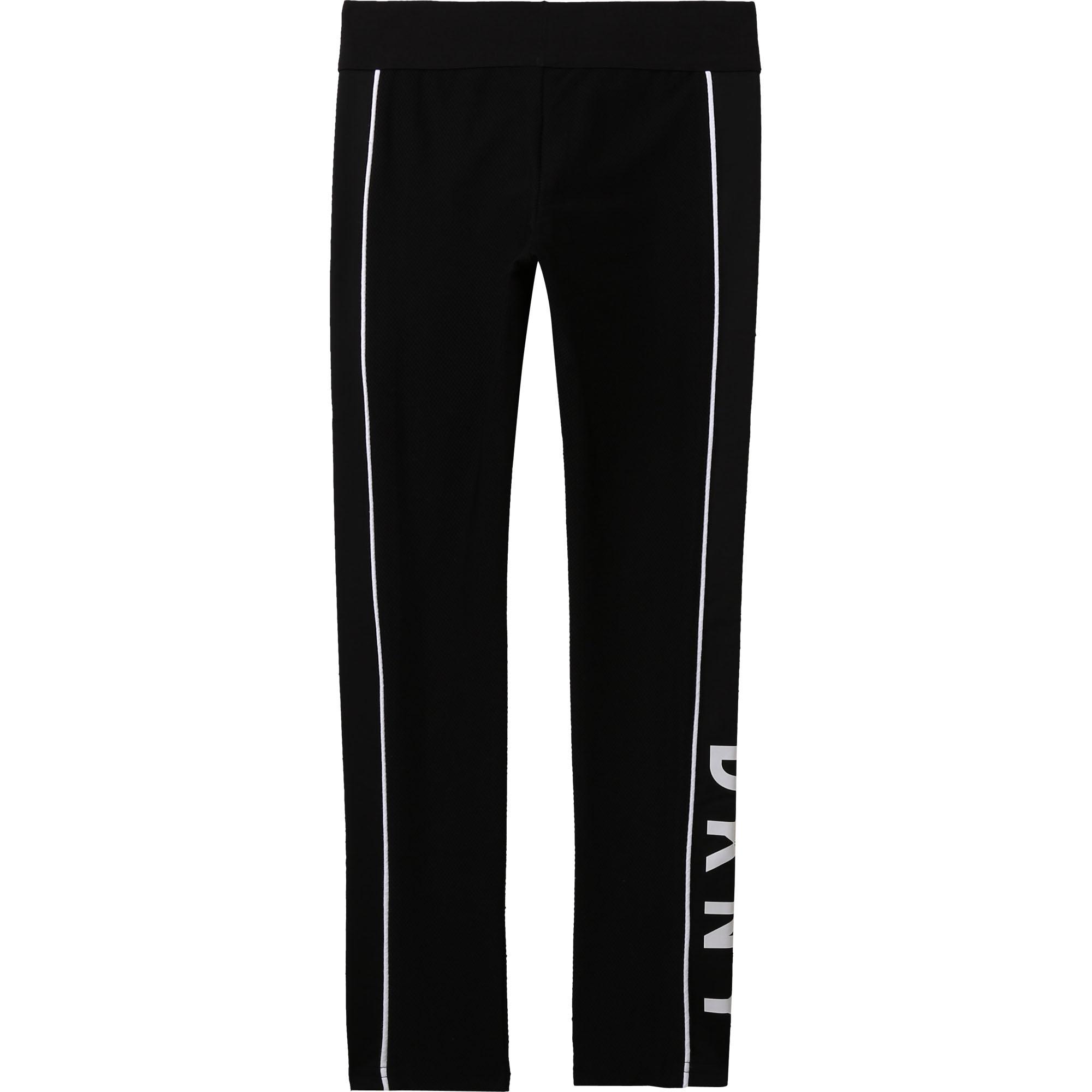 Legging jersey fantaisie DKNY pour FILLE