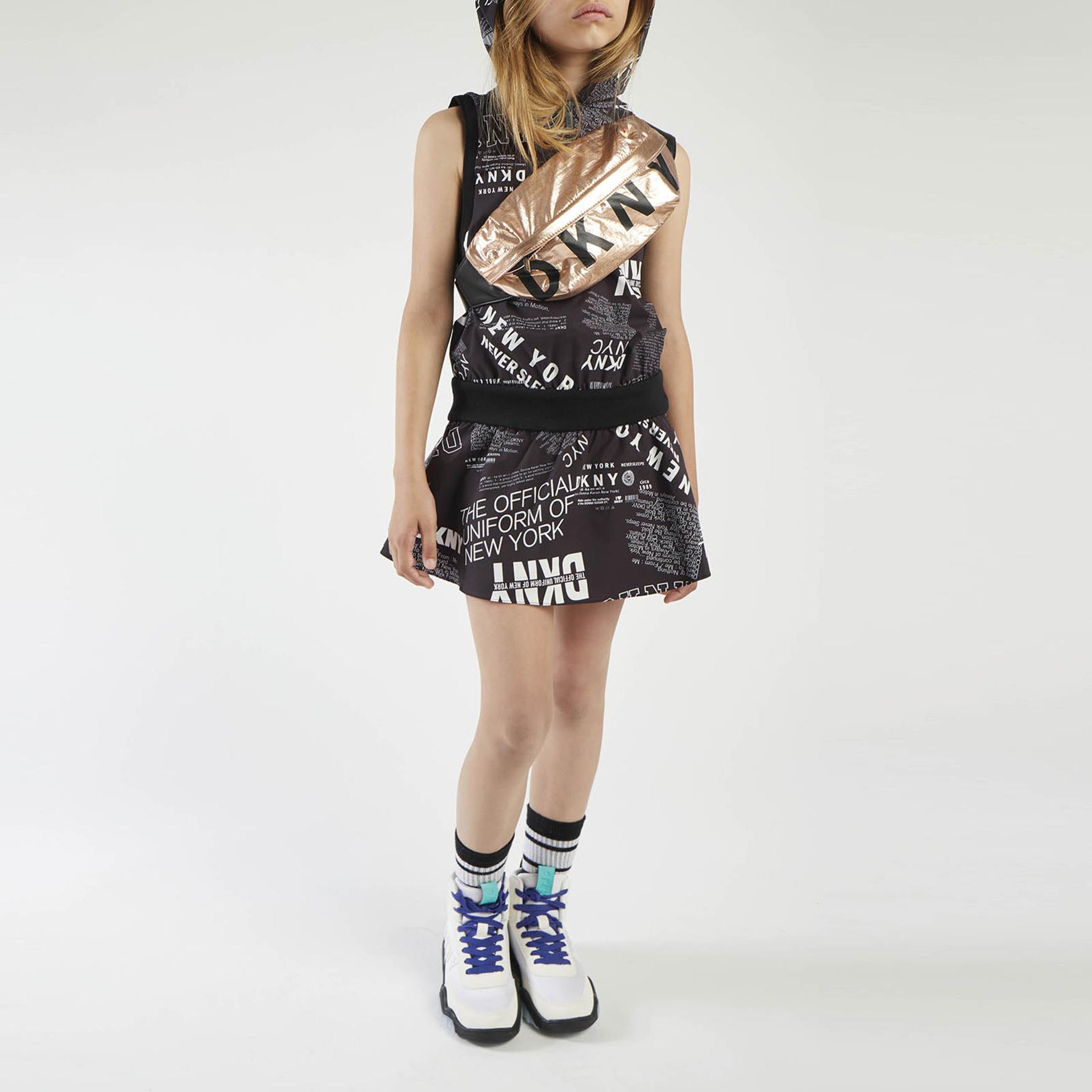 Combi-short imprimé DKNY pour FILLE