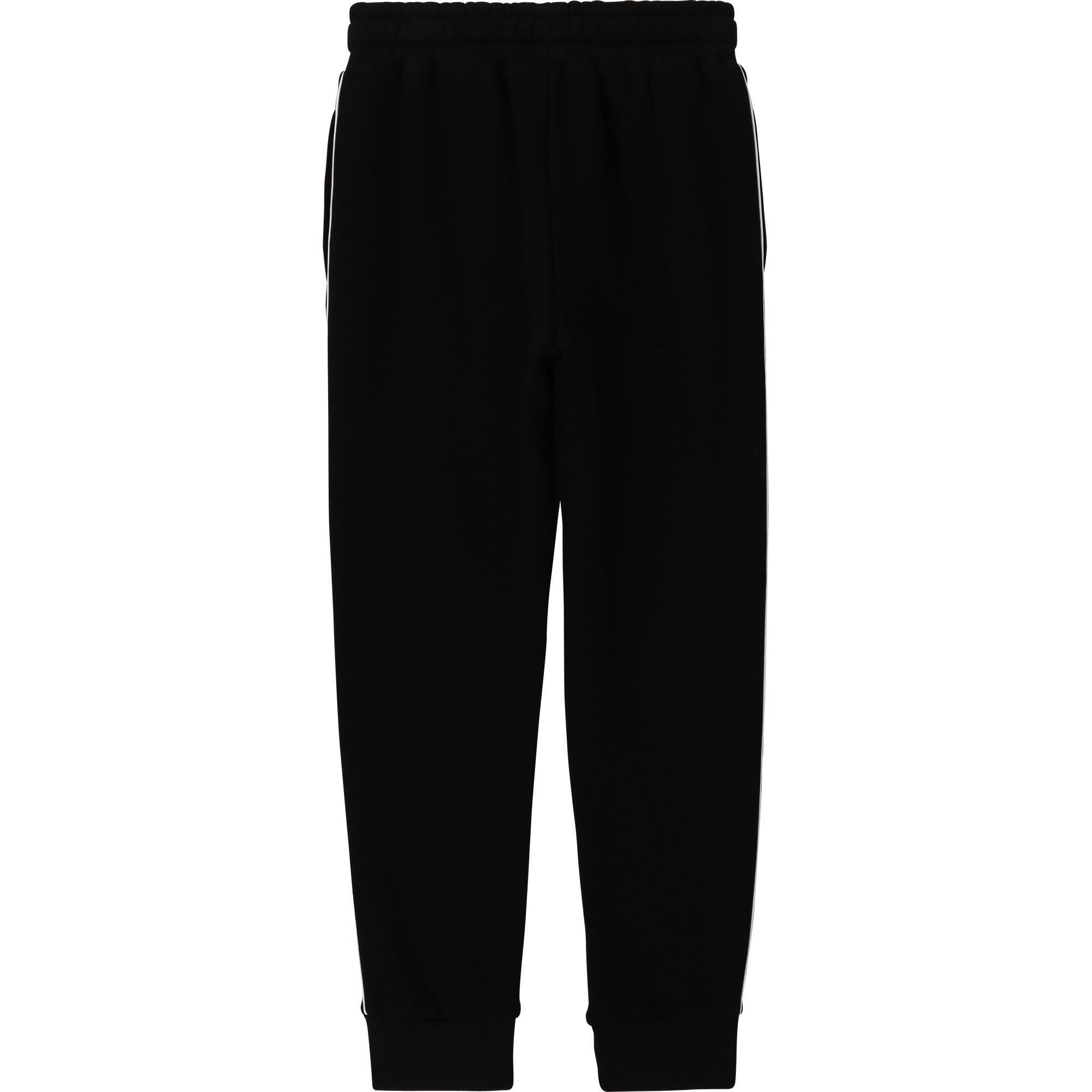 Pantalon de jogging molleton DKNY pour FILLE