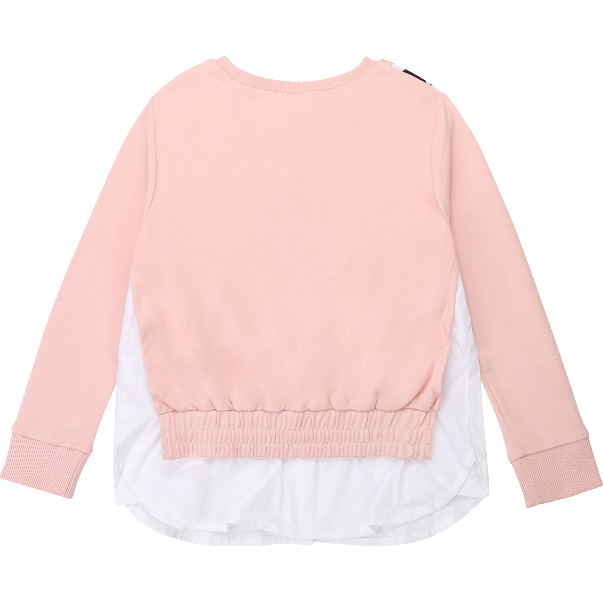 2-in-1 cotton sweatshirt DKNY for GIRL