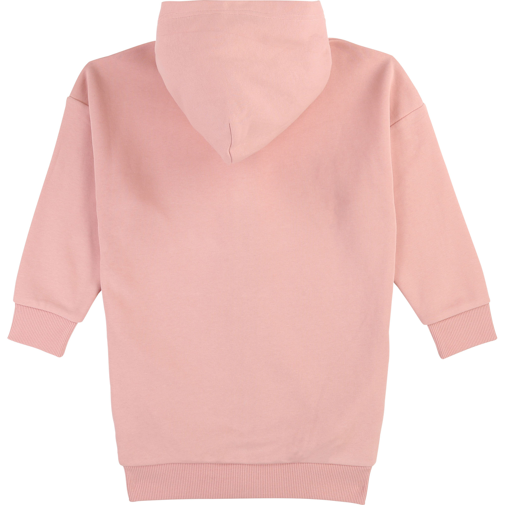 Cardigan long mixte à capuche DKNY pour FILLE