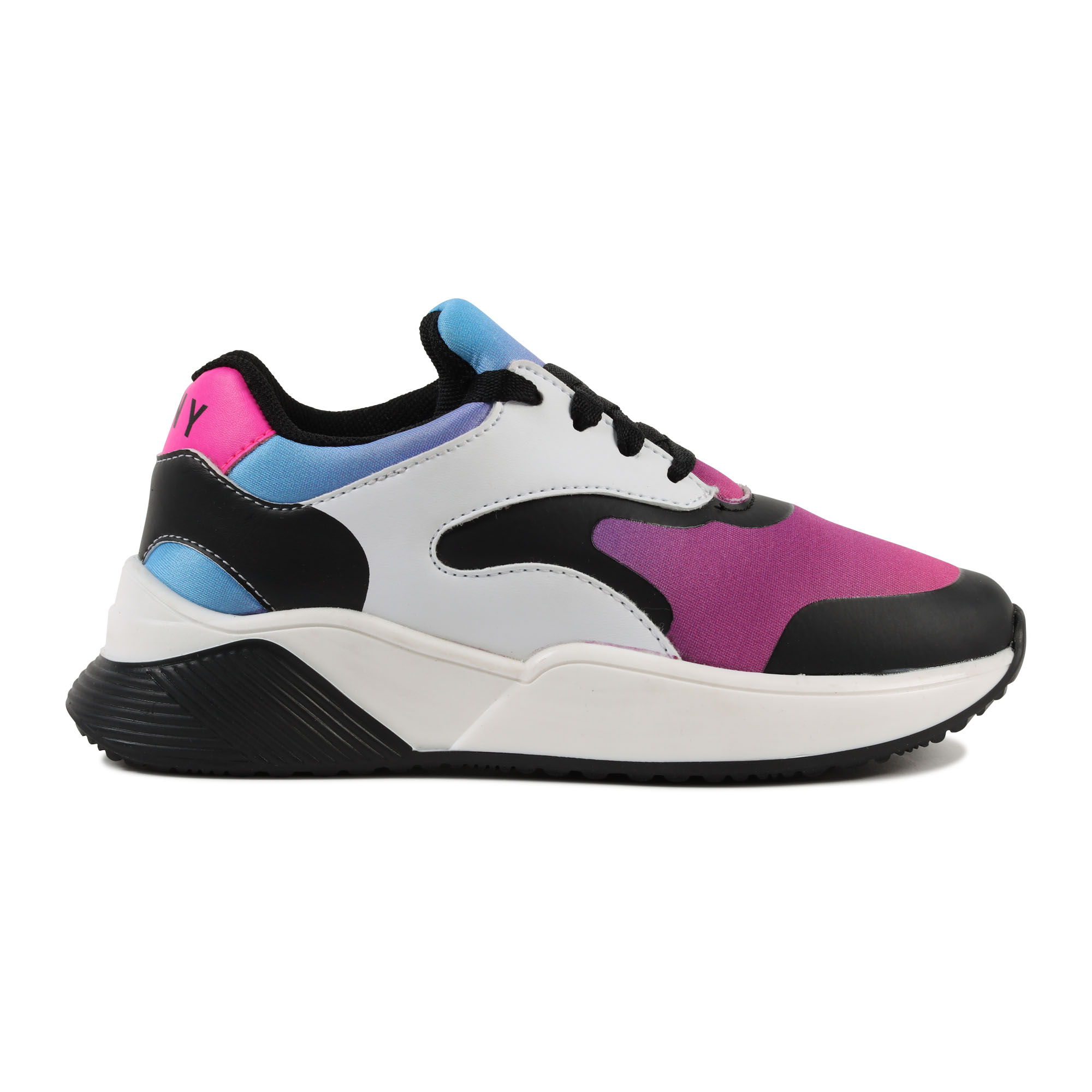 Sneakers multicolor stringate DKNY Per BAMBINA