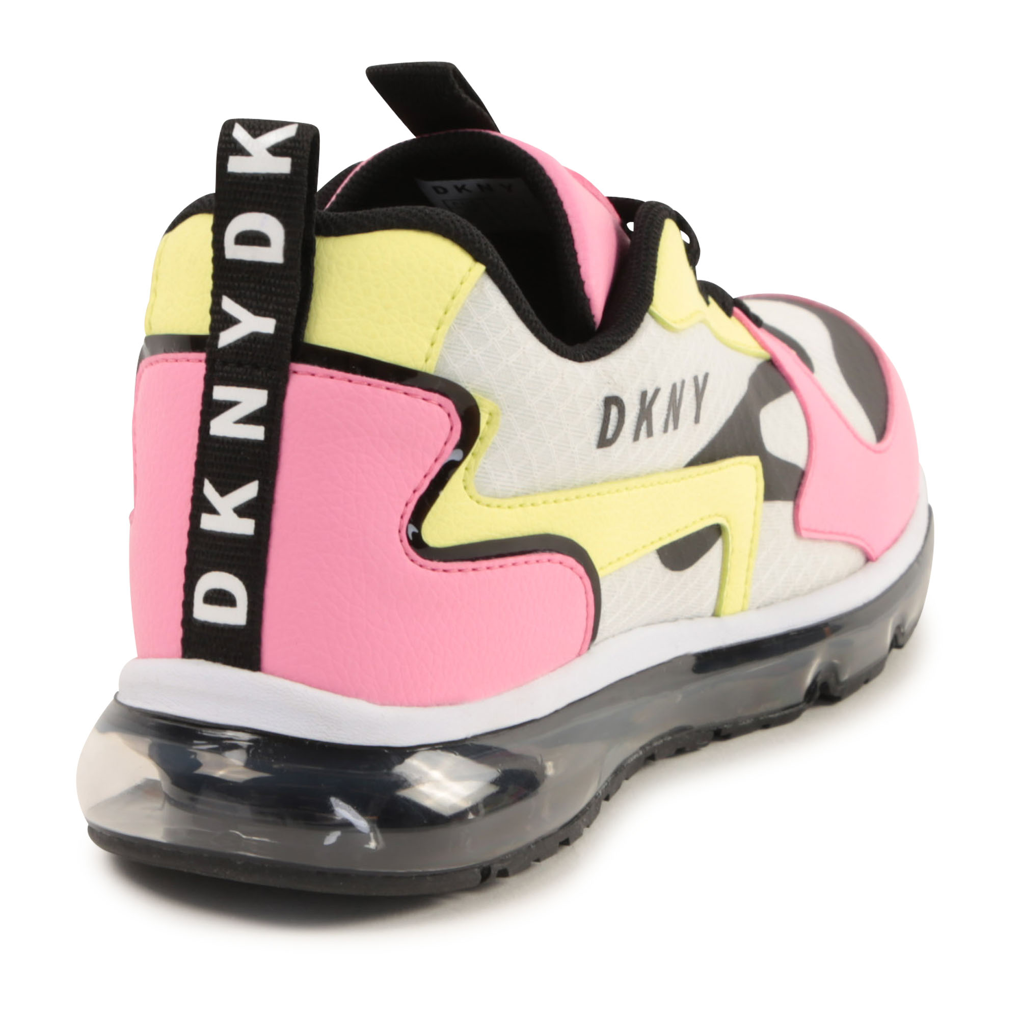 Baskets à lacets DKNY pour FILLE