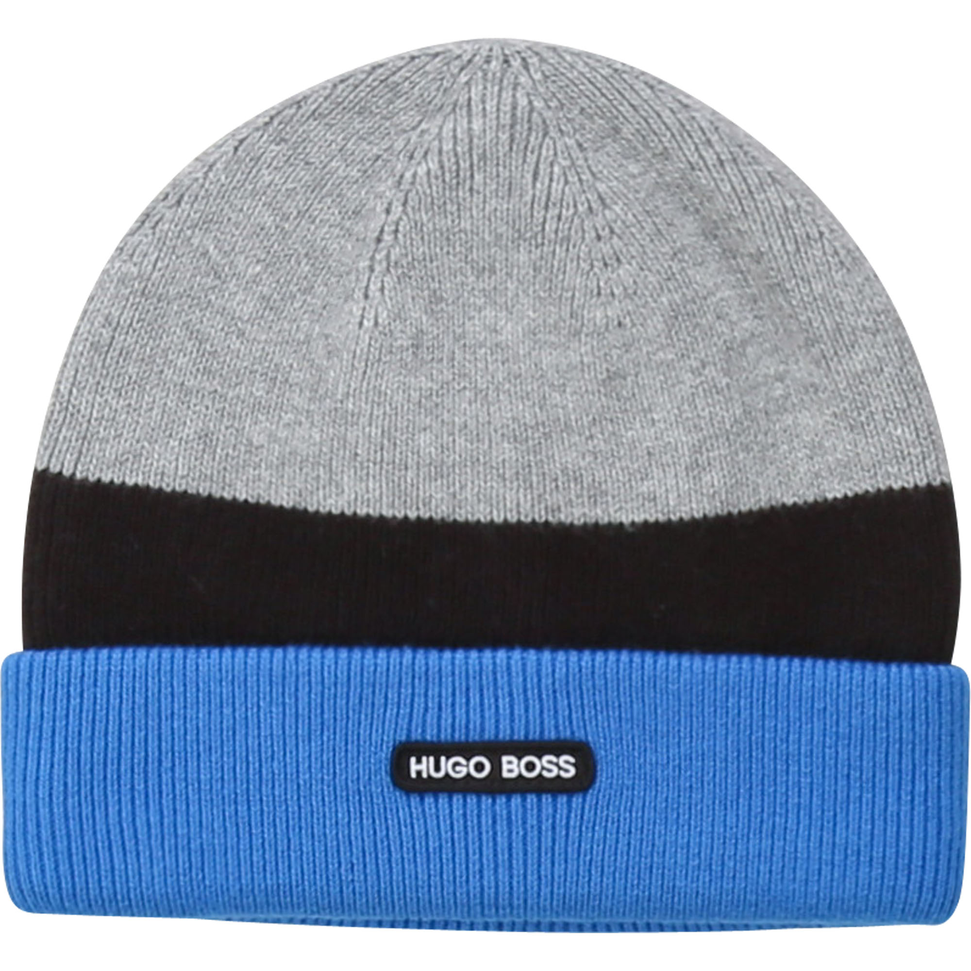Wool and cotton hat BOSS for BOY