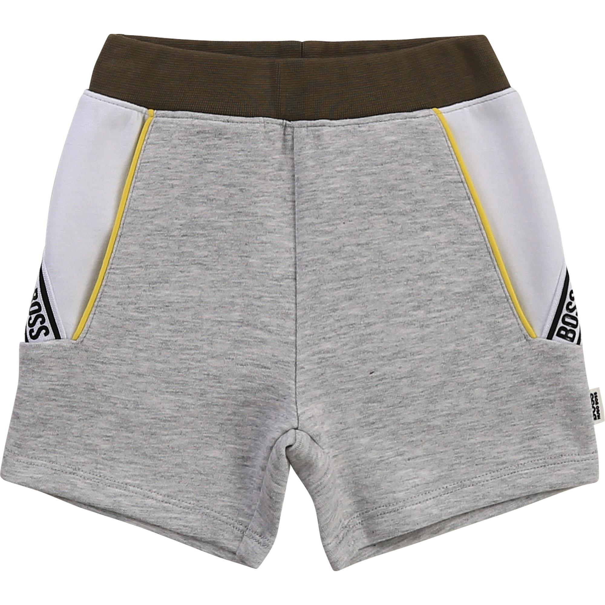 Jersey Bermuda jogging shorts BOSS for BOY