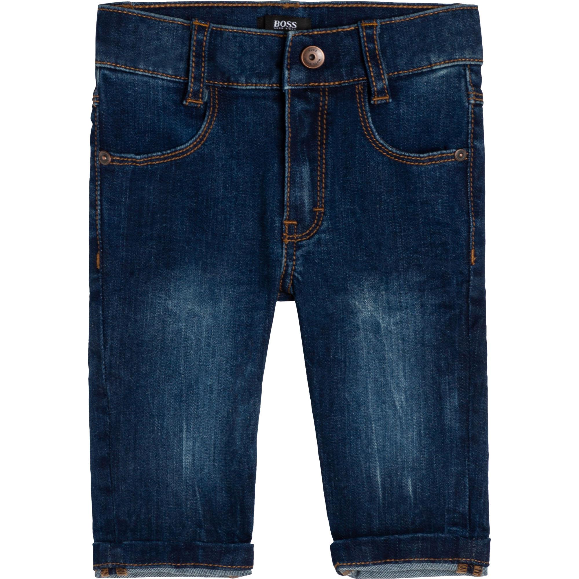 Technical logo jeans BOSS for BOY