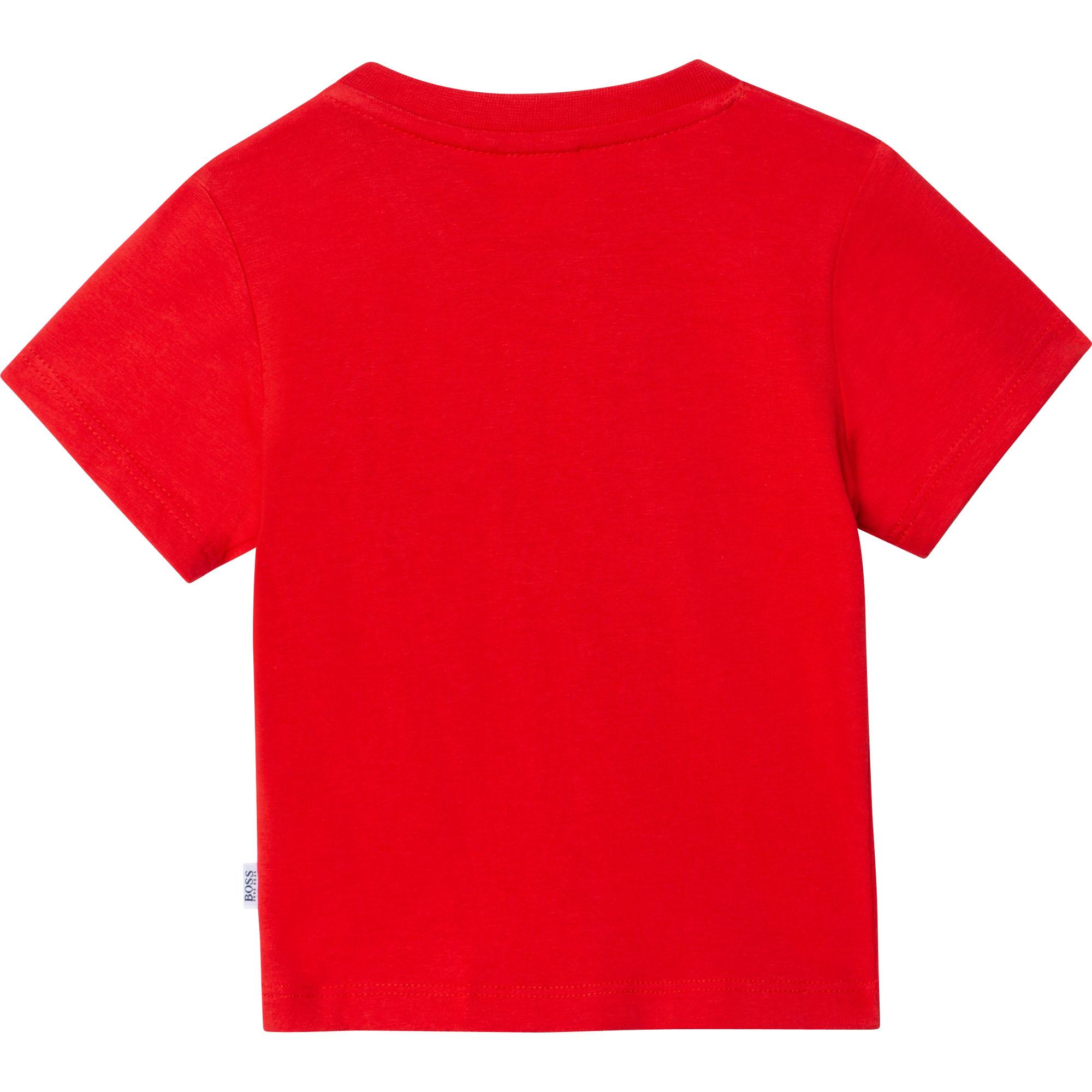 T-shirt a maniche corte BOSS Per RAGAZZO