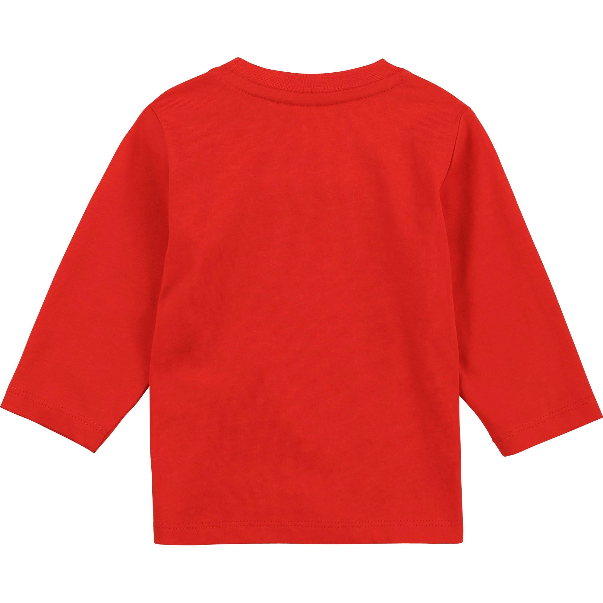 T-shirt à manches longues BOSS pour GARCON