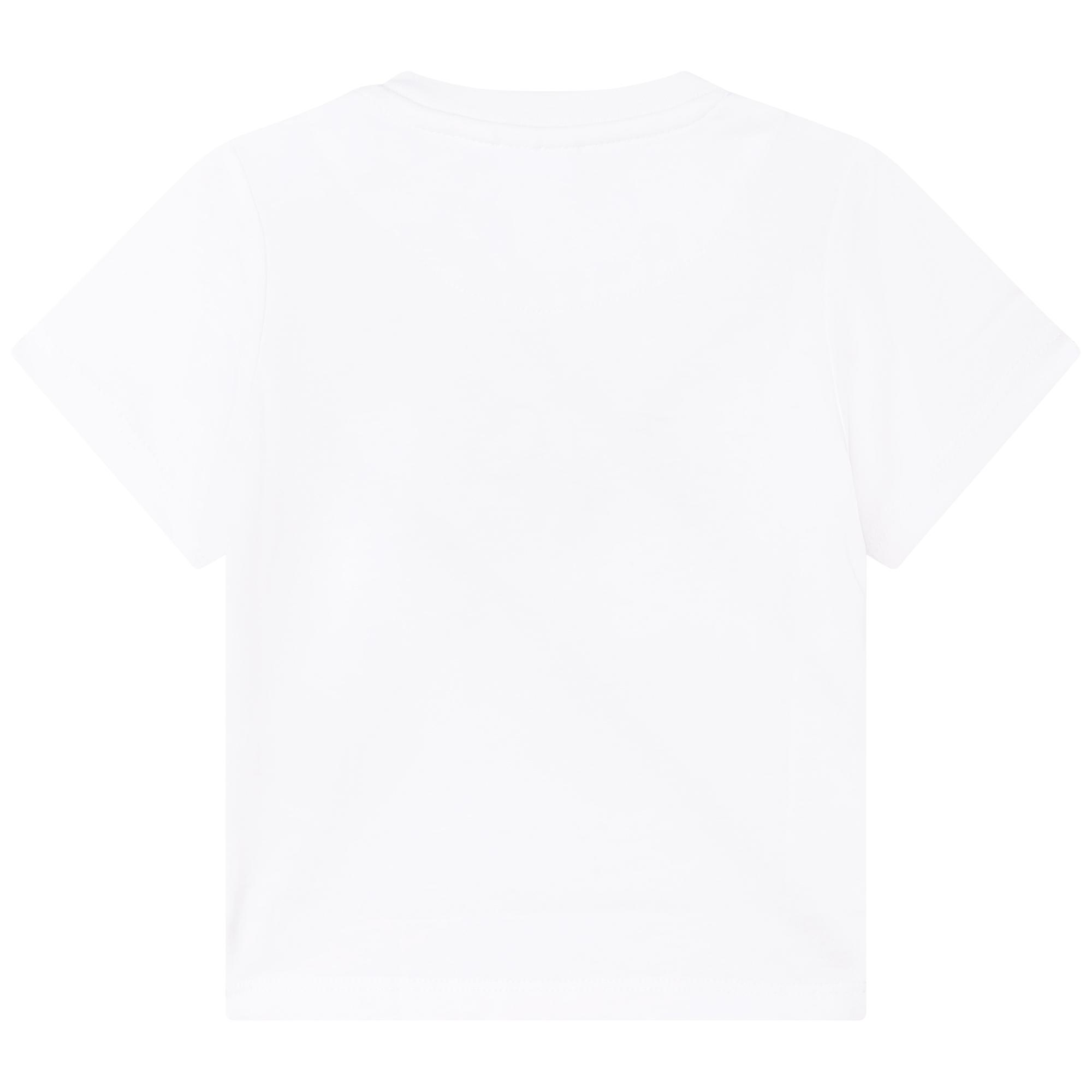 Short-sleeved jersey T-shirt BOSS for BOY