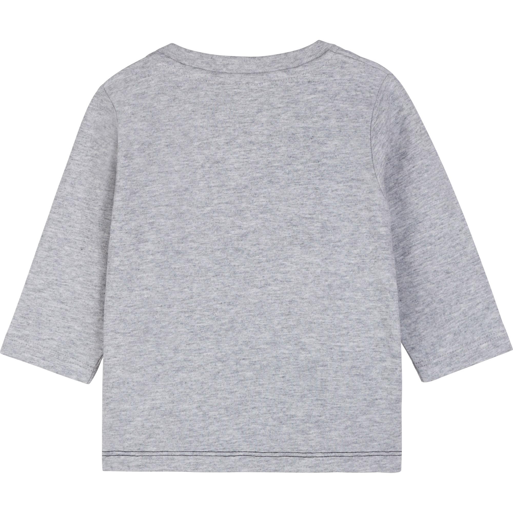 T-shirt en jersey 1% coton BOSS pour GARCON