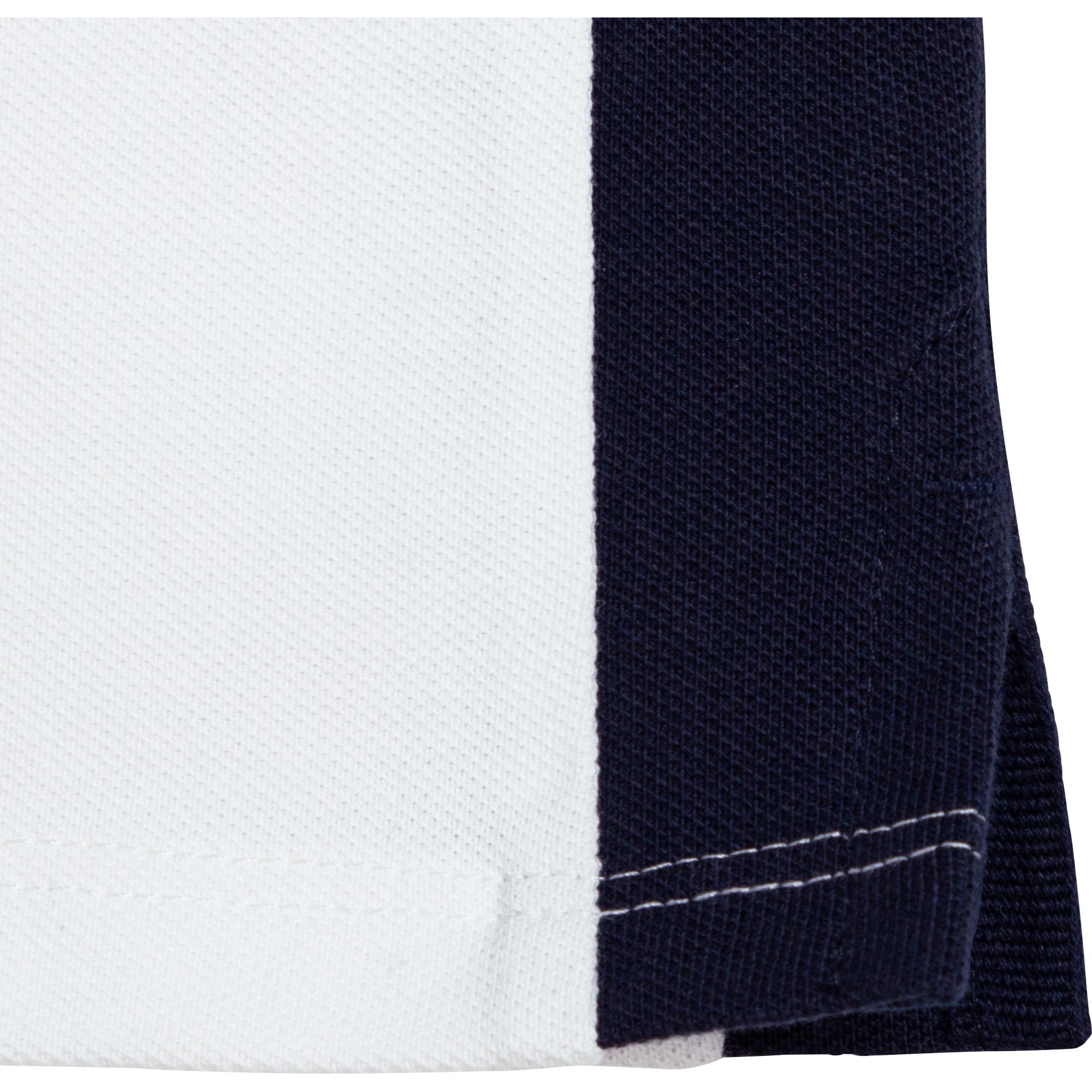 Stretch cotton piqué polo BOSS for BOY