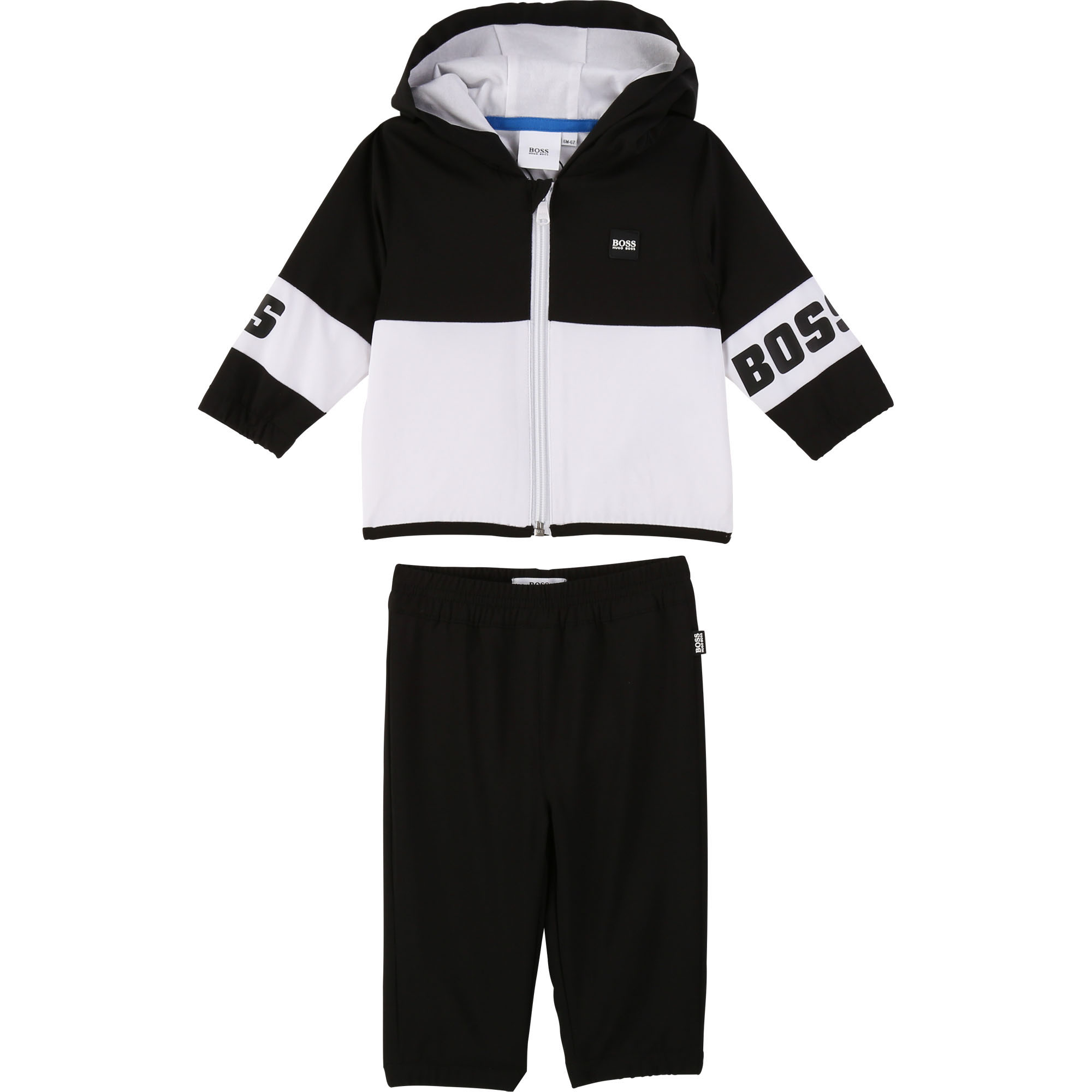 Stretch jogging set BOSS for BOY