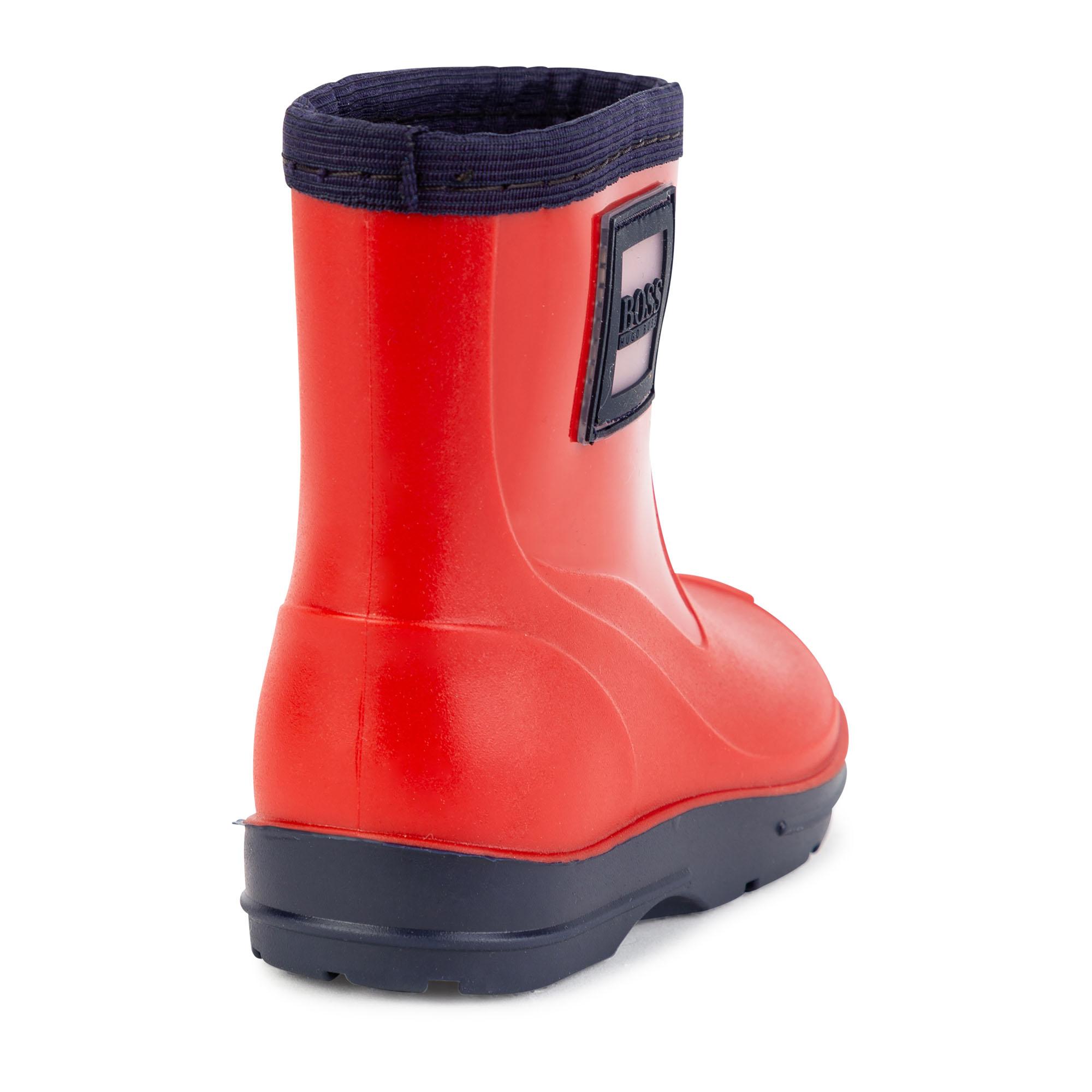 rain boots BOSS for BOY