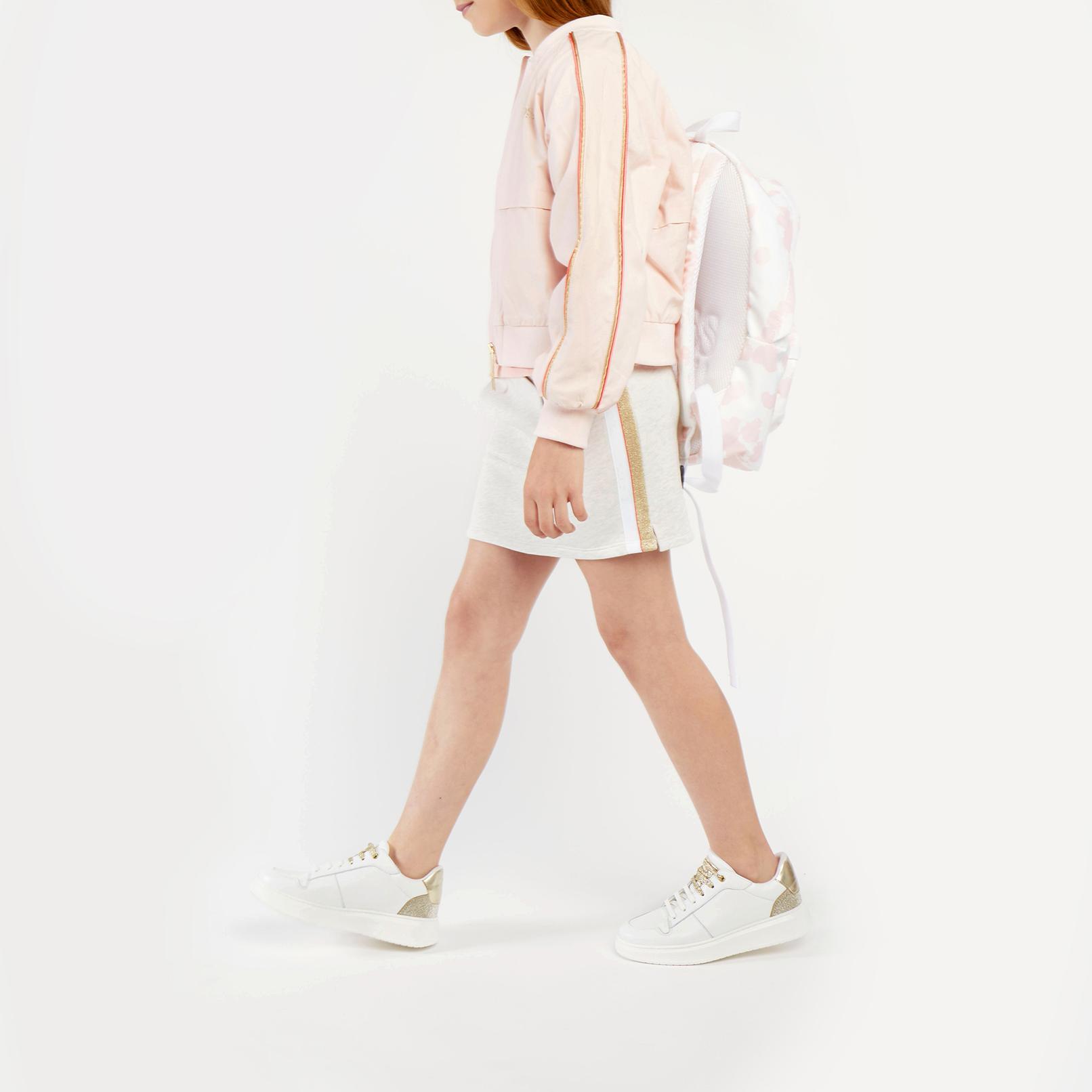 Double jersey skort BOSS for GIRL