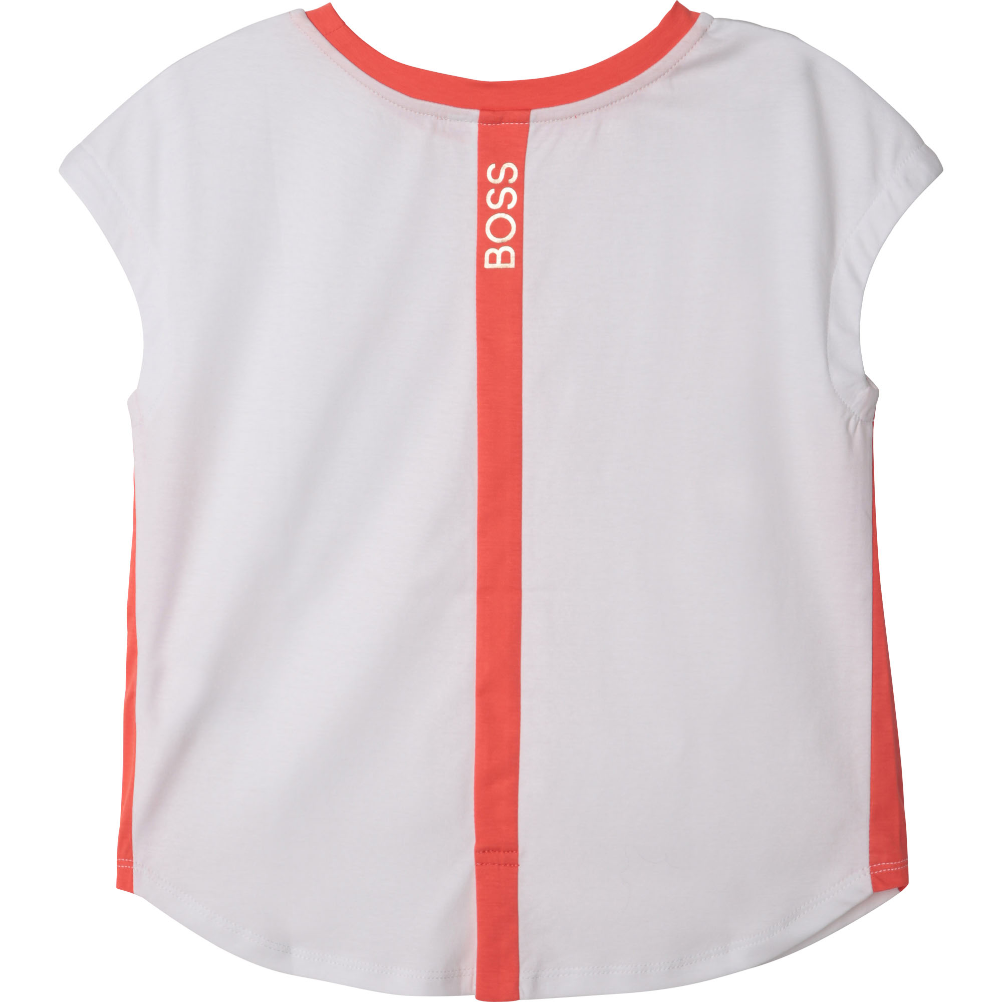 Cotton jersey T-shirt BOSS for GIRL