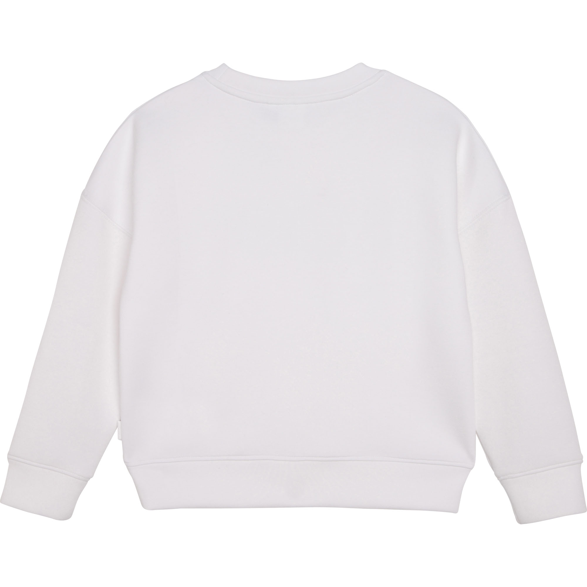 Embroidered logo sweatshirt BOSS for GIRL