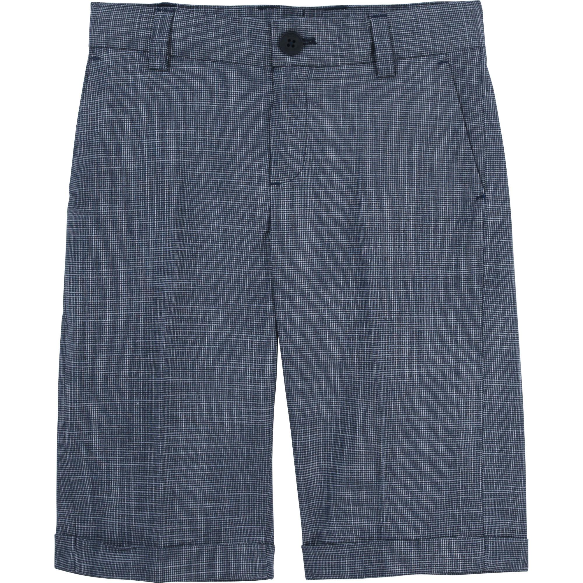 Cotton dress bermuda shorts BOSS for BOY