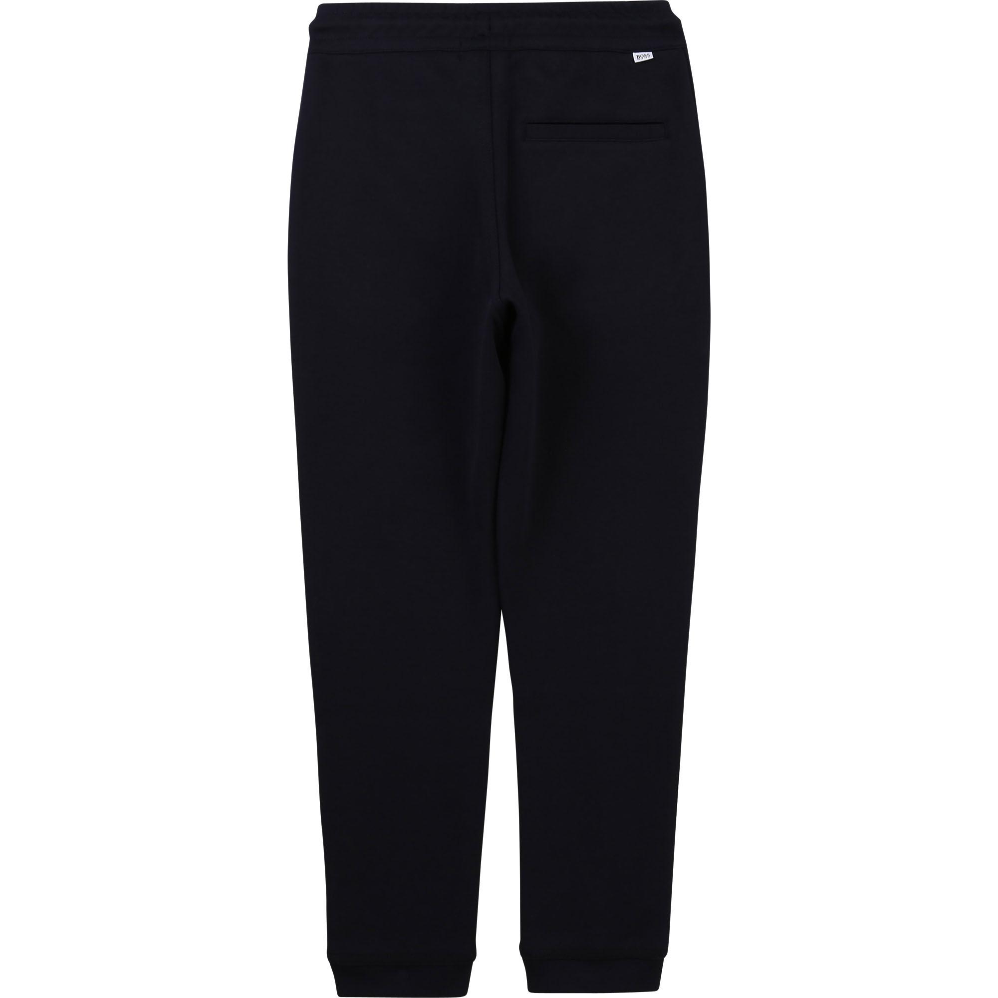 Pantalon de jogging en jersey BOSS pour GARCON
