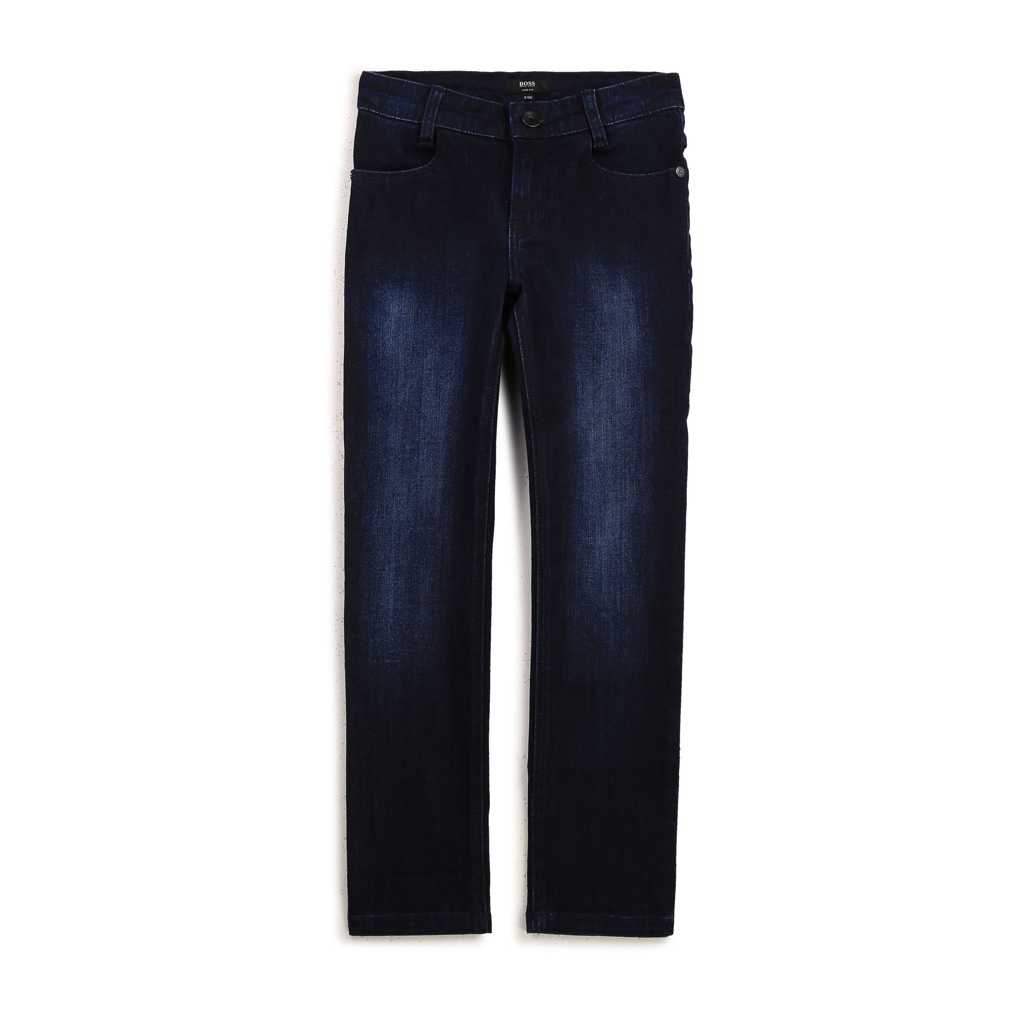 Slim-fit jeans with jacron BOSS for BOY