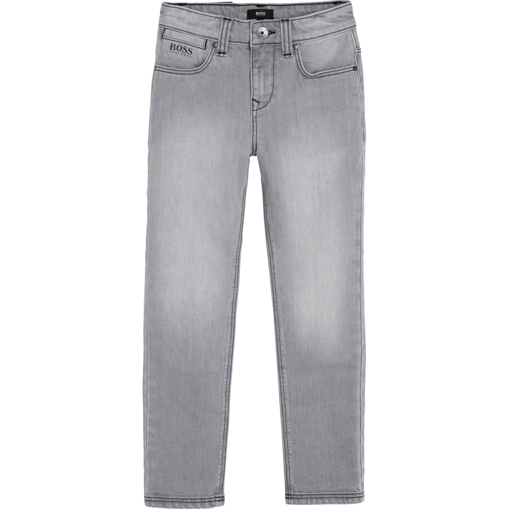 Slim fit denim jeans BOSS for BOY