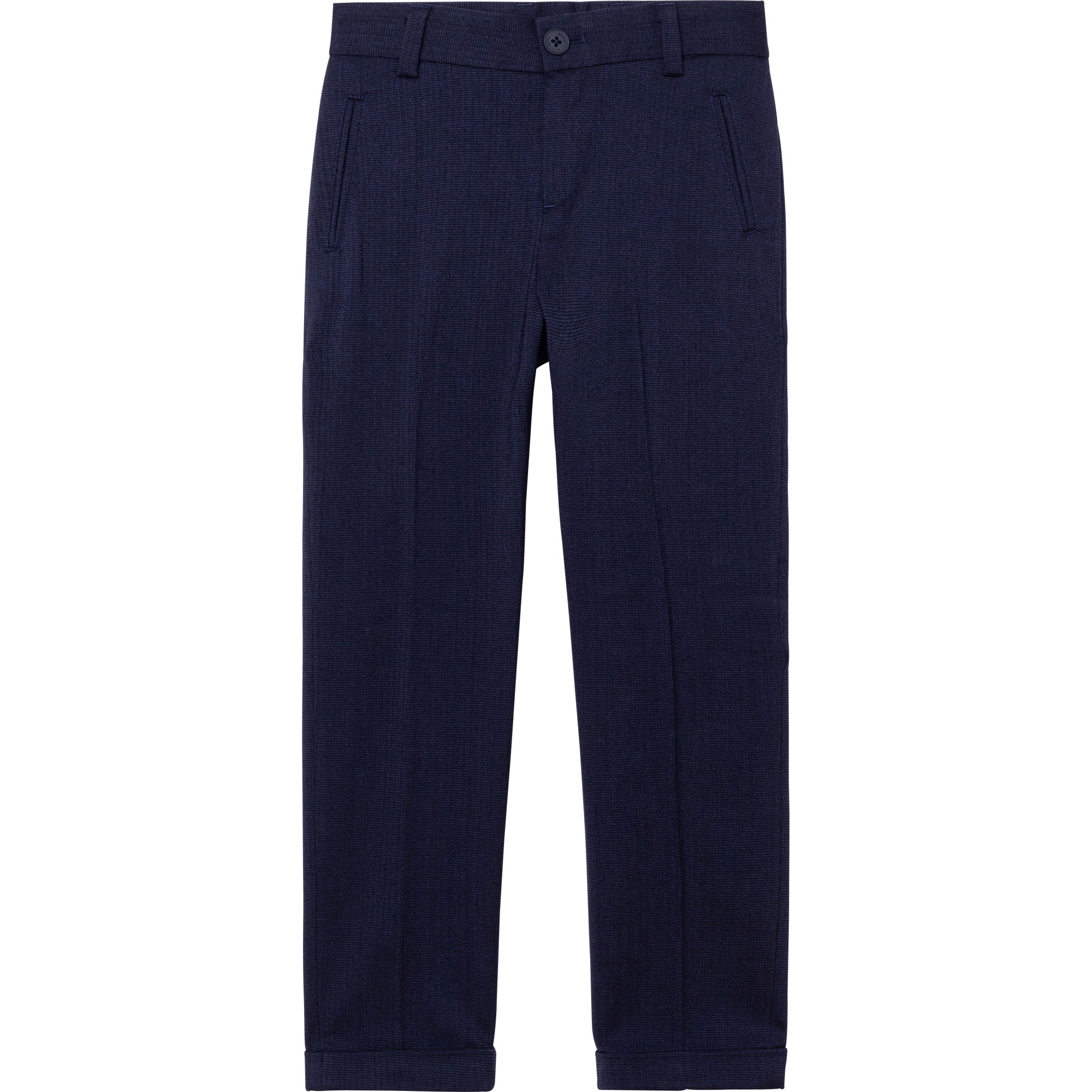 Chevron wool pants BOSS for BOY