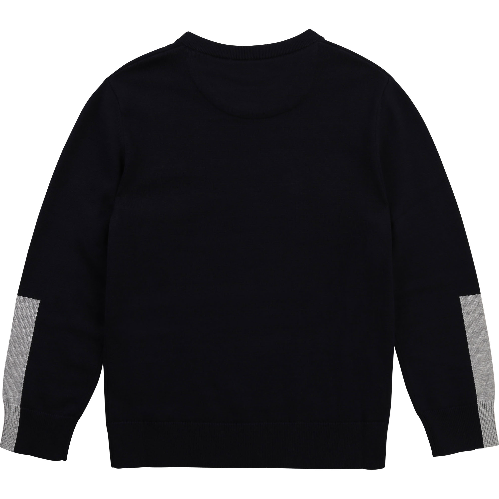 V-necked tricot sweater BOSS for BOY