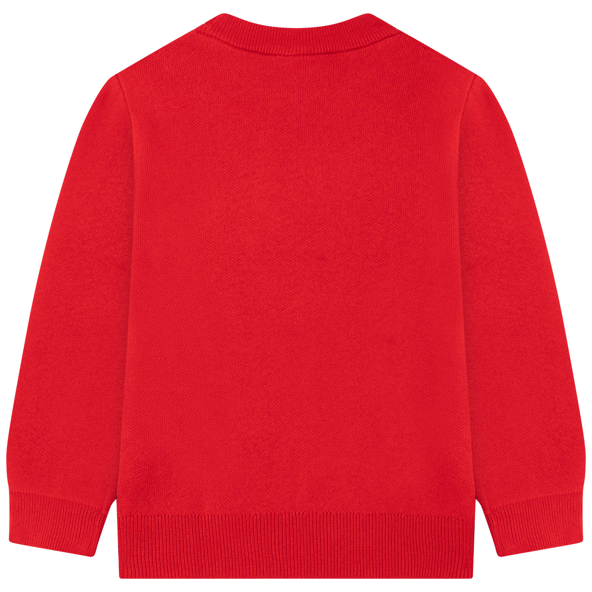 Wool and cotton sweater BOSS for BOY