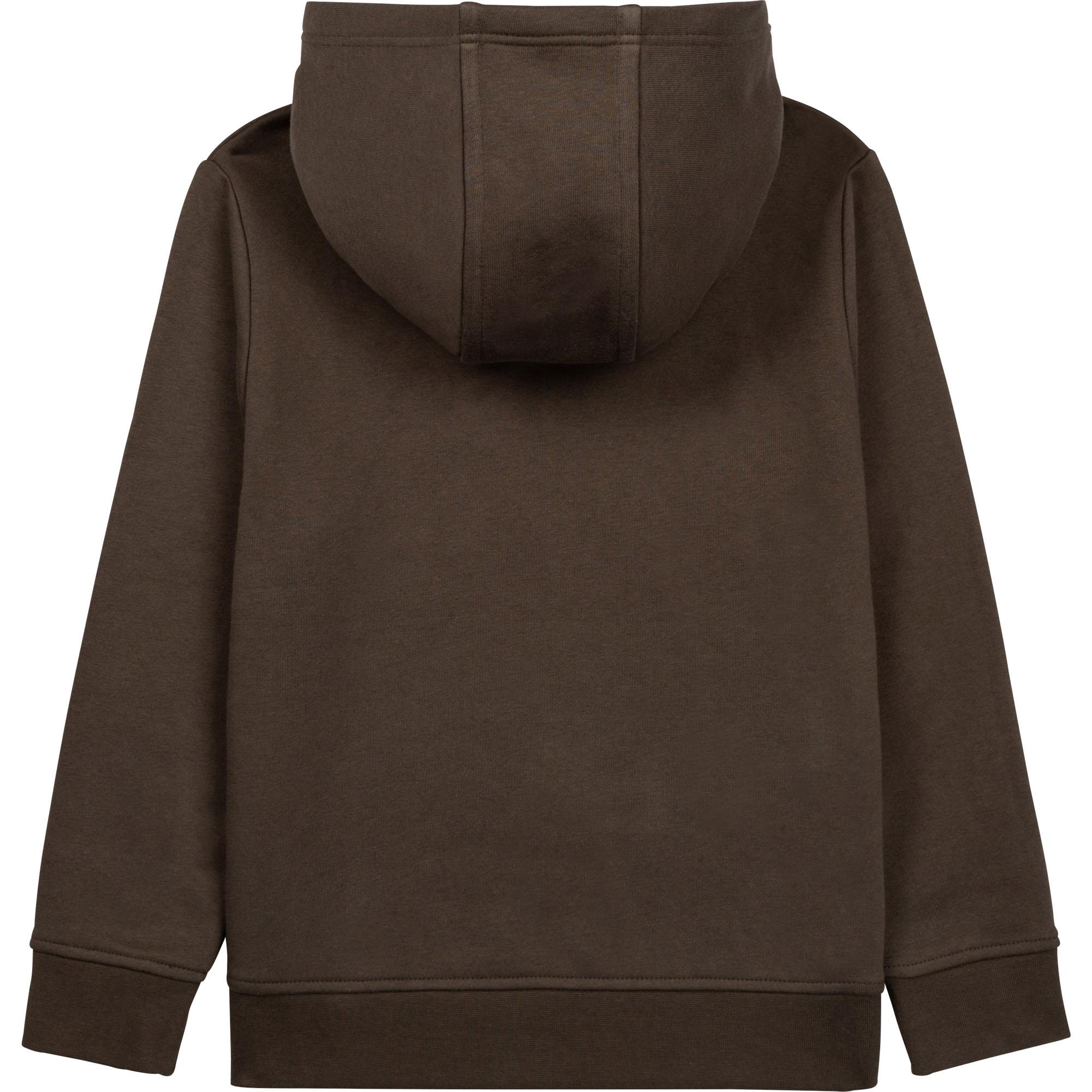 Hooded fleece sweatshirt BOSS for BOY