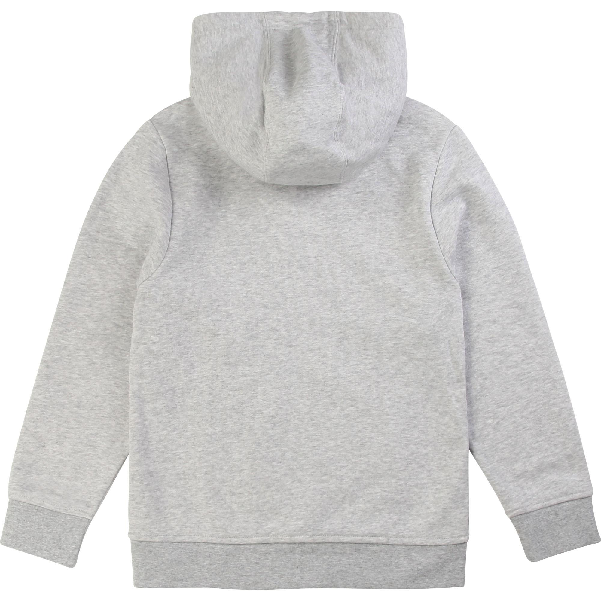 Fleece tracksuit cardigan BOSS for BOY