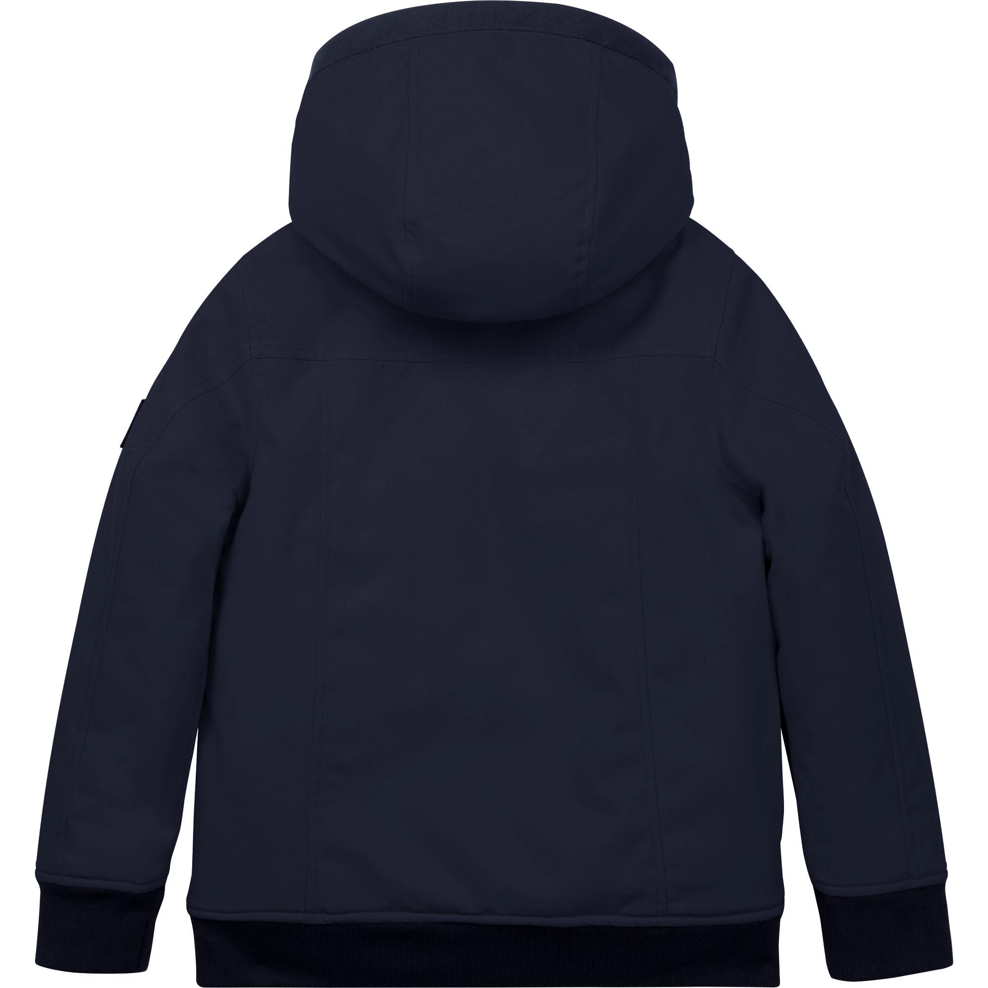 Waterproof hooded parka BOSS for BOY