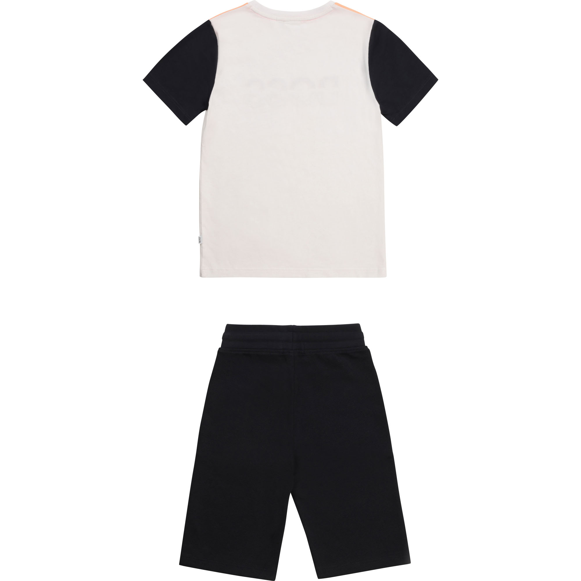 T-shirt + Bermuda shorts set BOSS for BOY