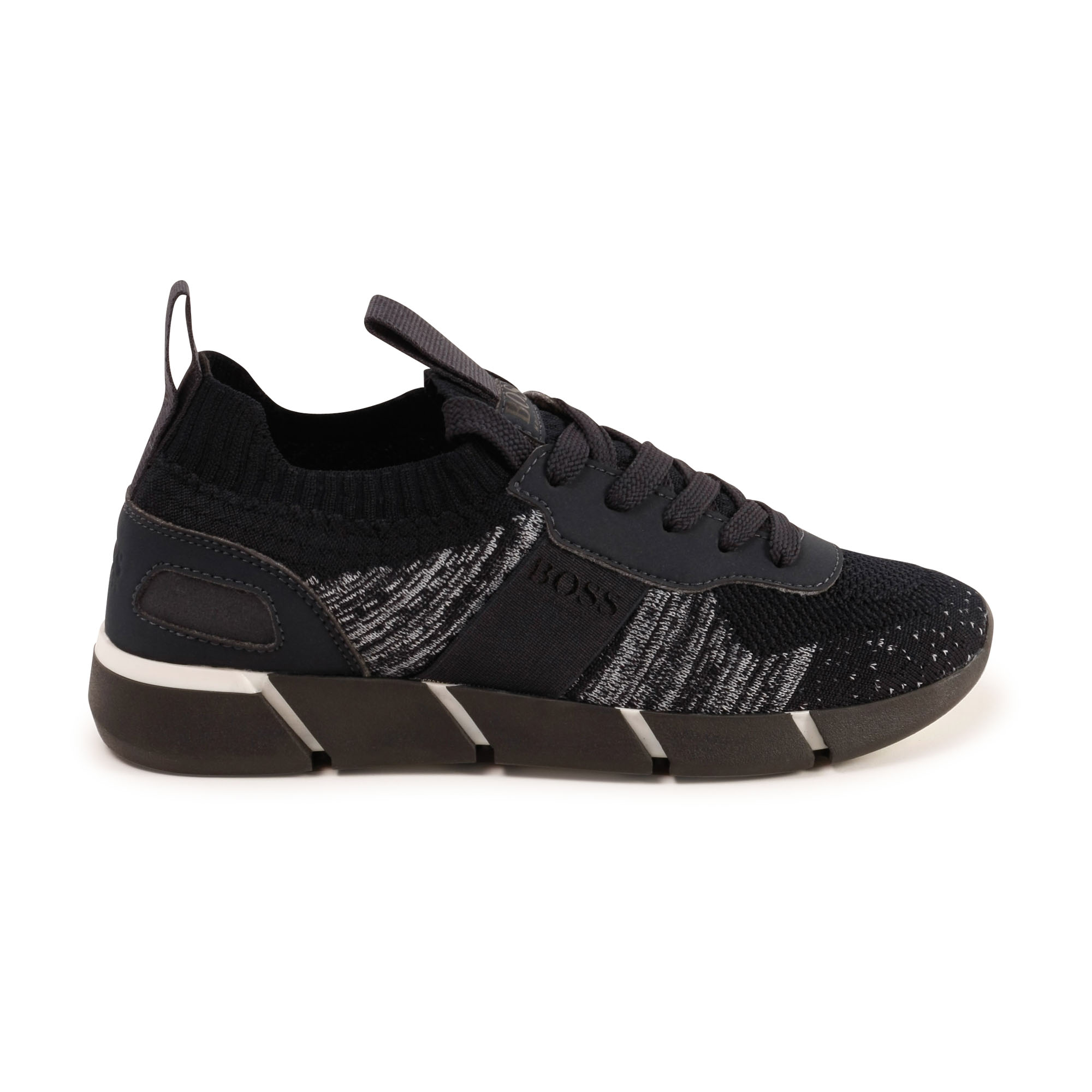 Lace-up low-top sneakers BOSS for BOY