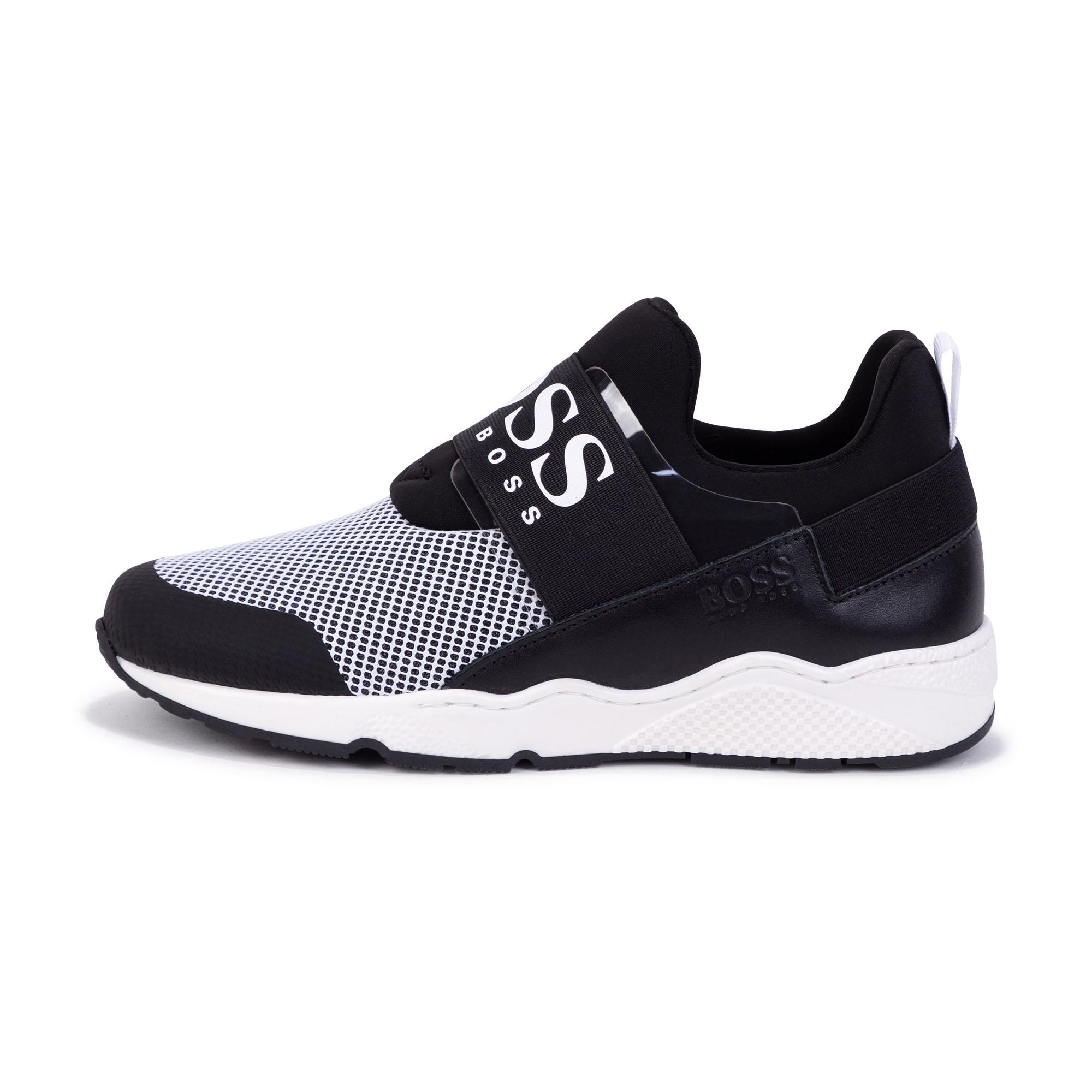 elastic sneakers BOSS for BOY