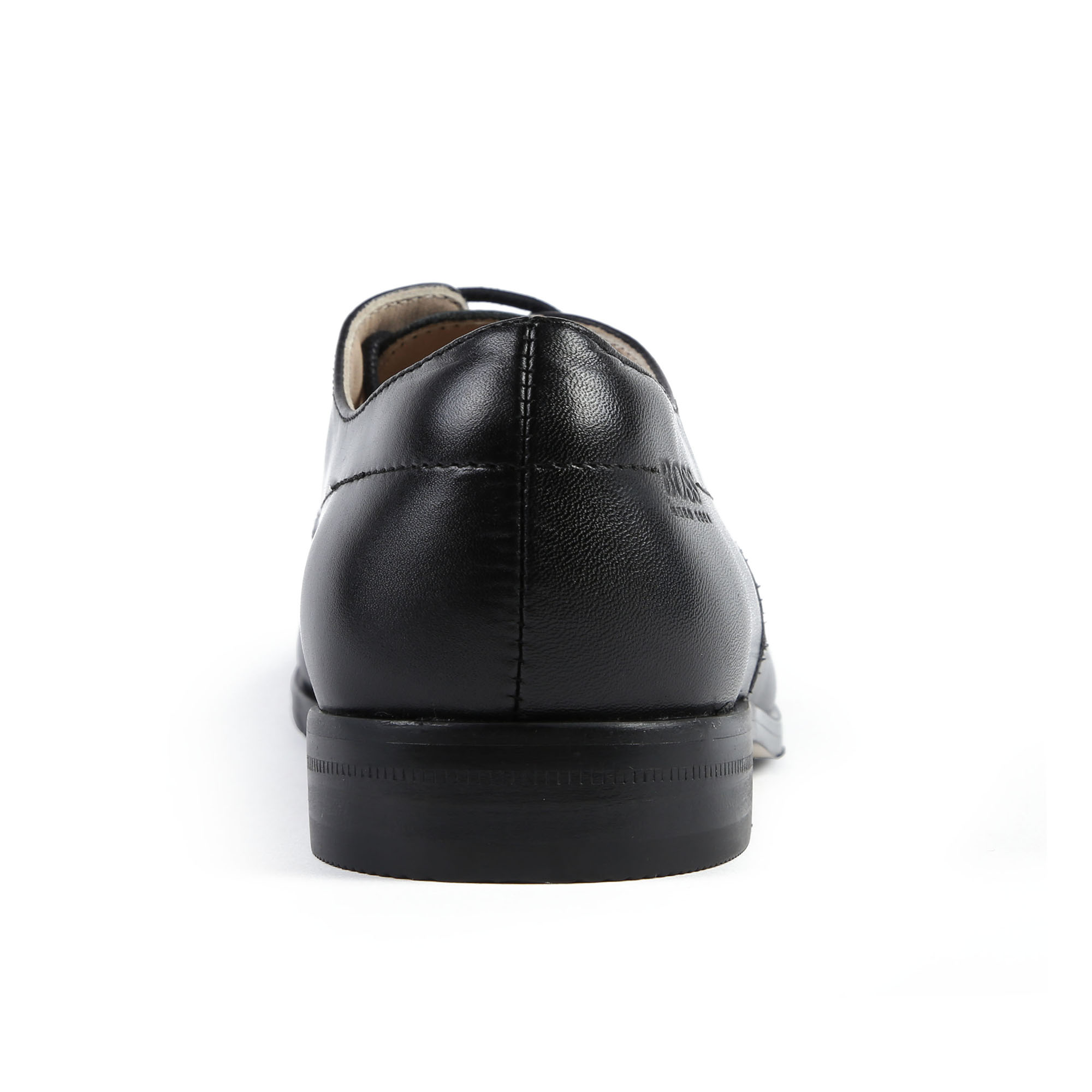 Leather Derby shoes BOSS for BOY