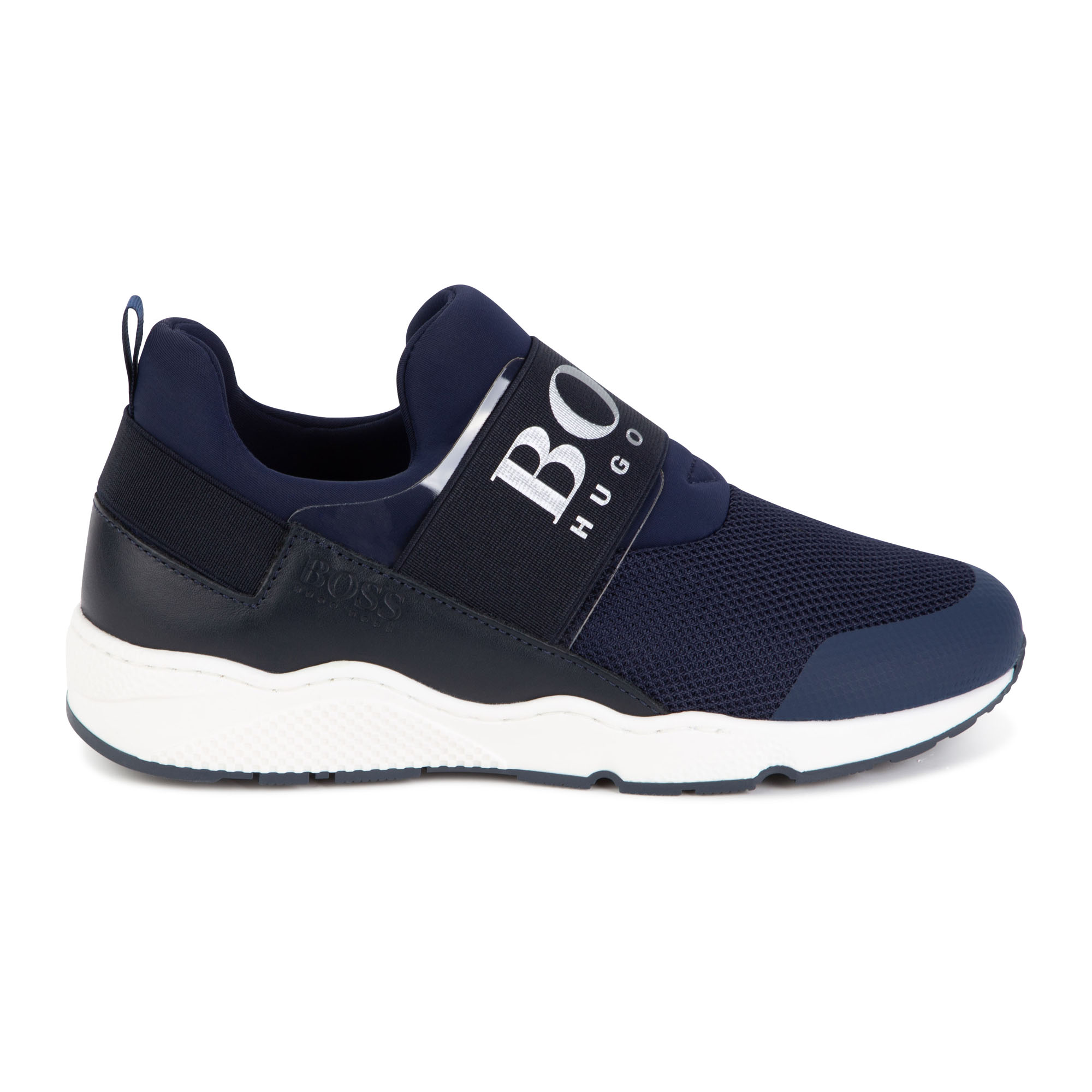 Lined fabric sneakers BOSS for BOY
