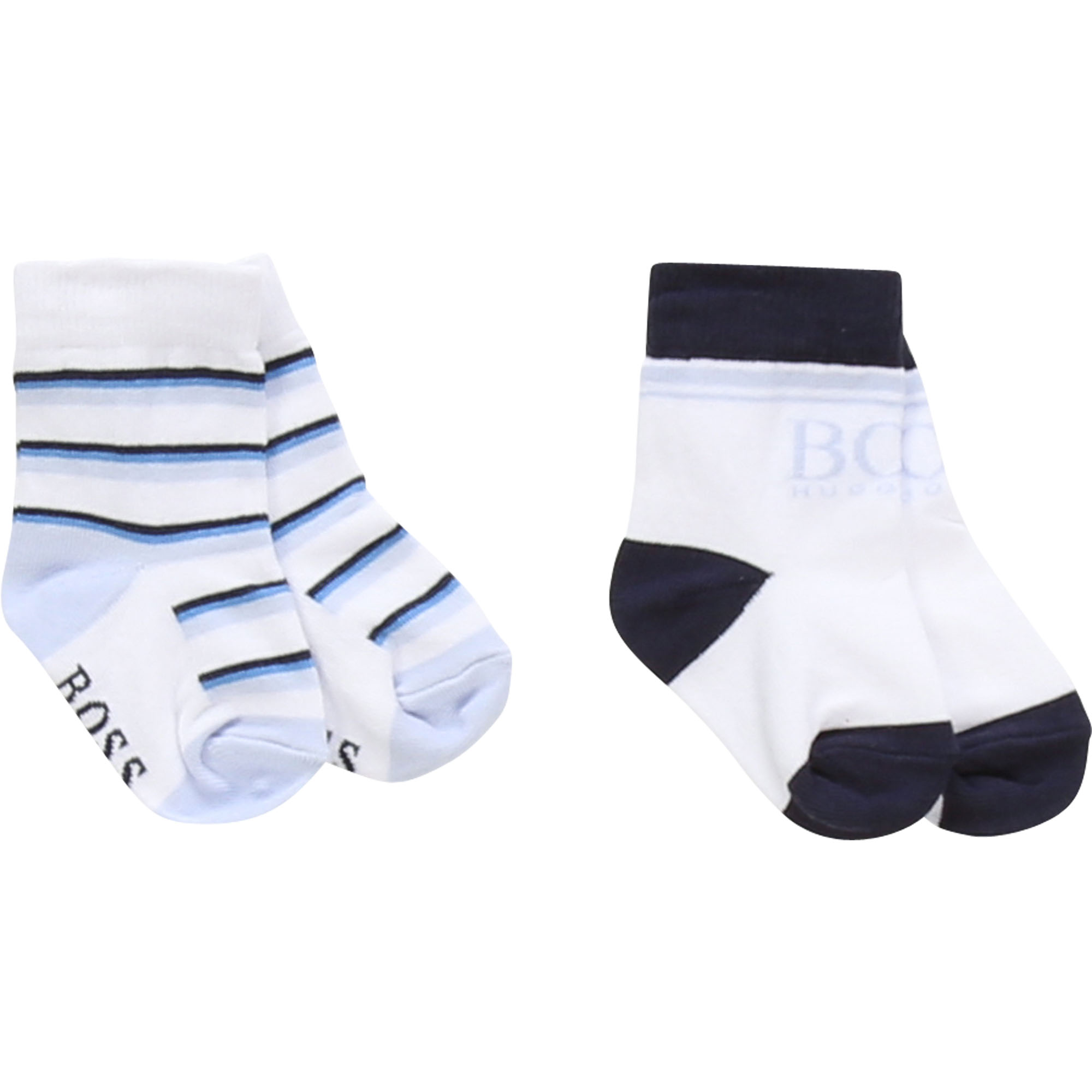 Pack of 2 pairs of socks BOSS for BOY