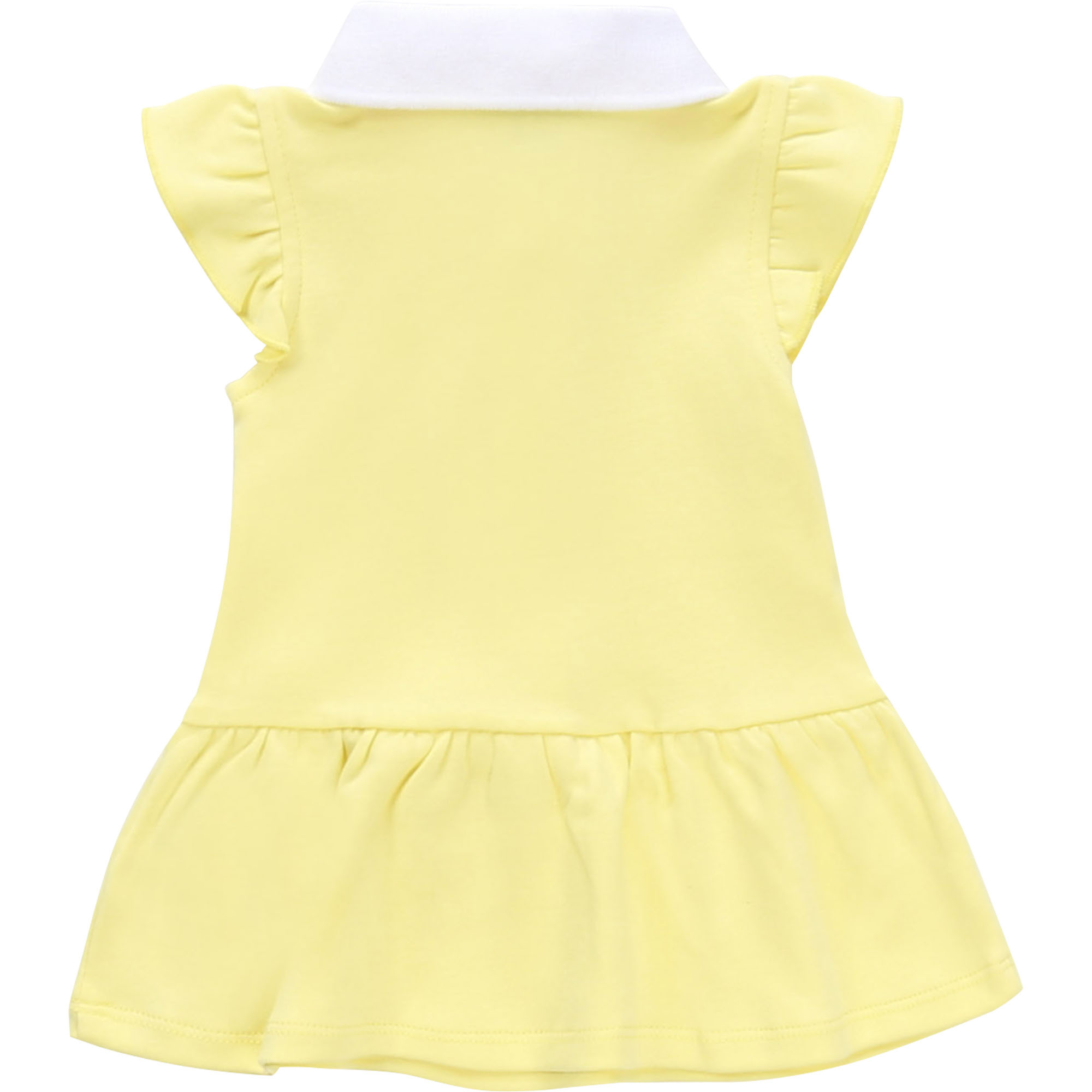 Robe taille basse 1% coton BOSS pour FILLE