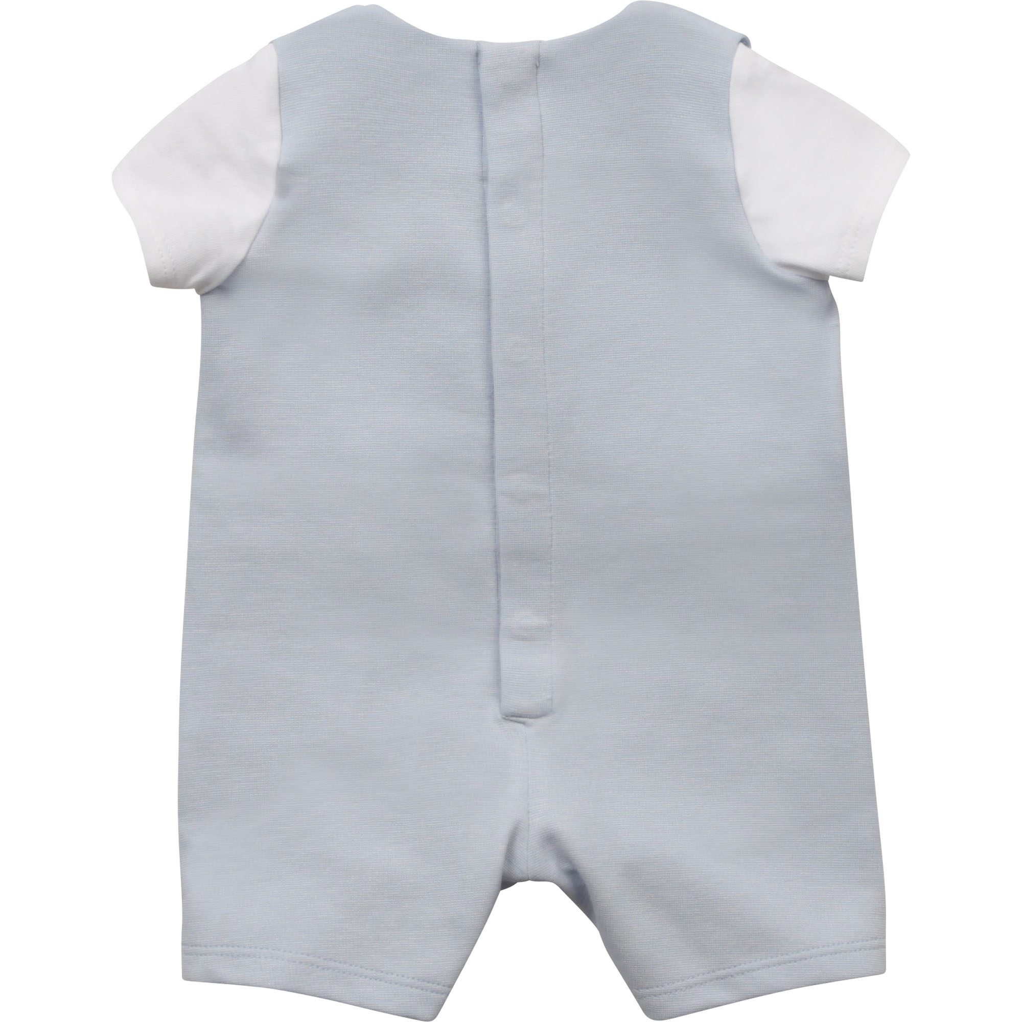 Waistcoat-and-shorts romper BOSS for BOY