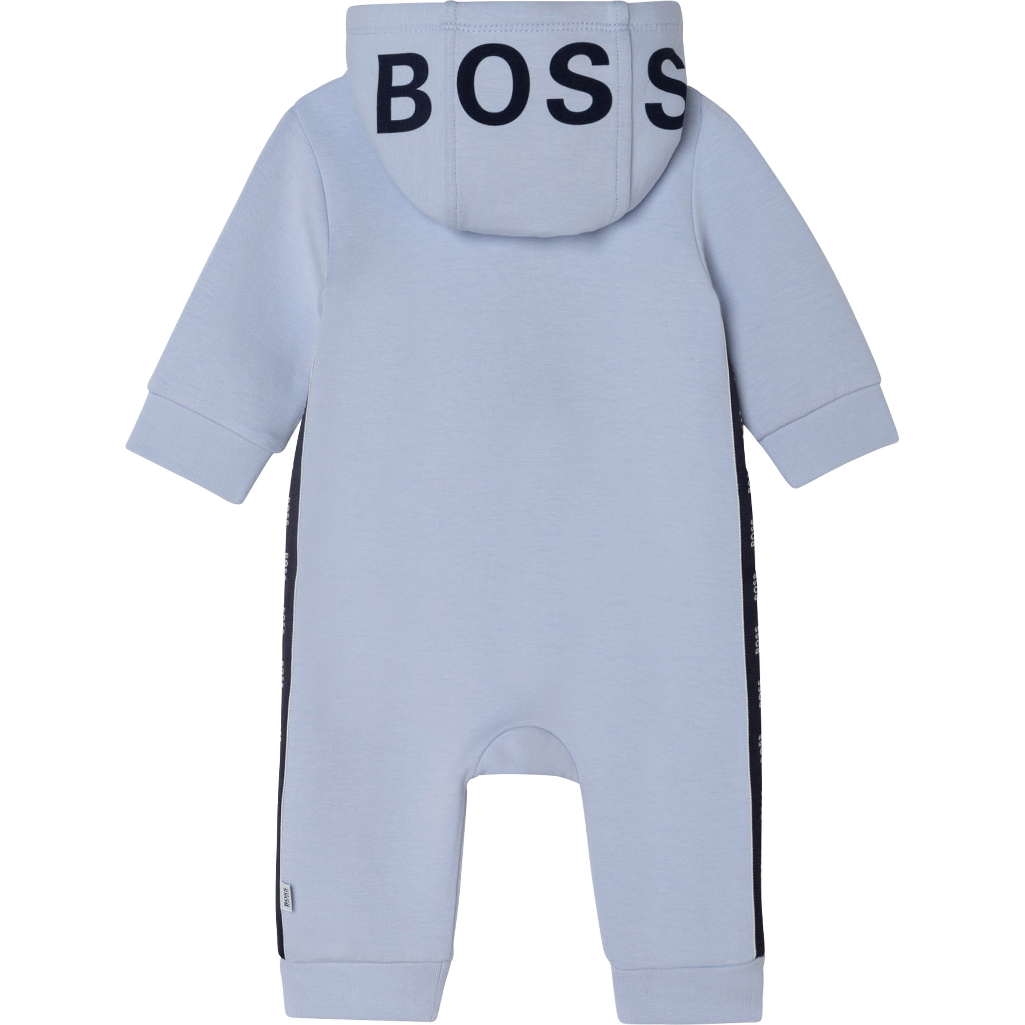 Hooded all-in-one BOSS for BOY