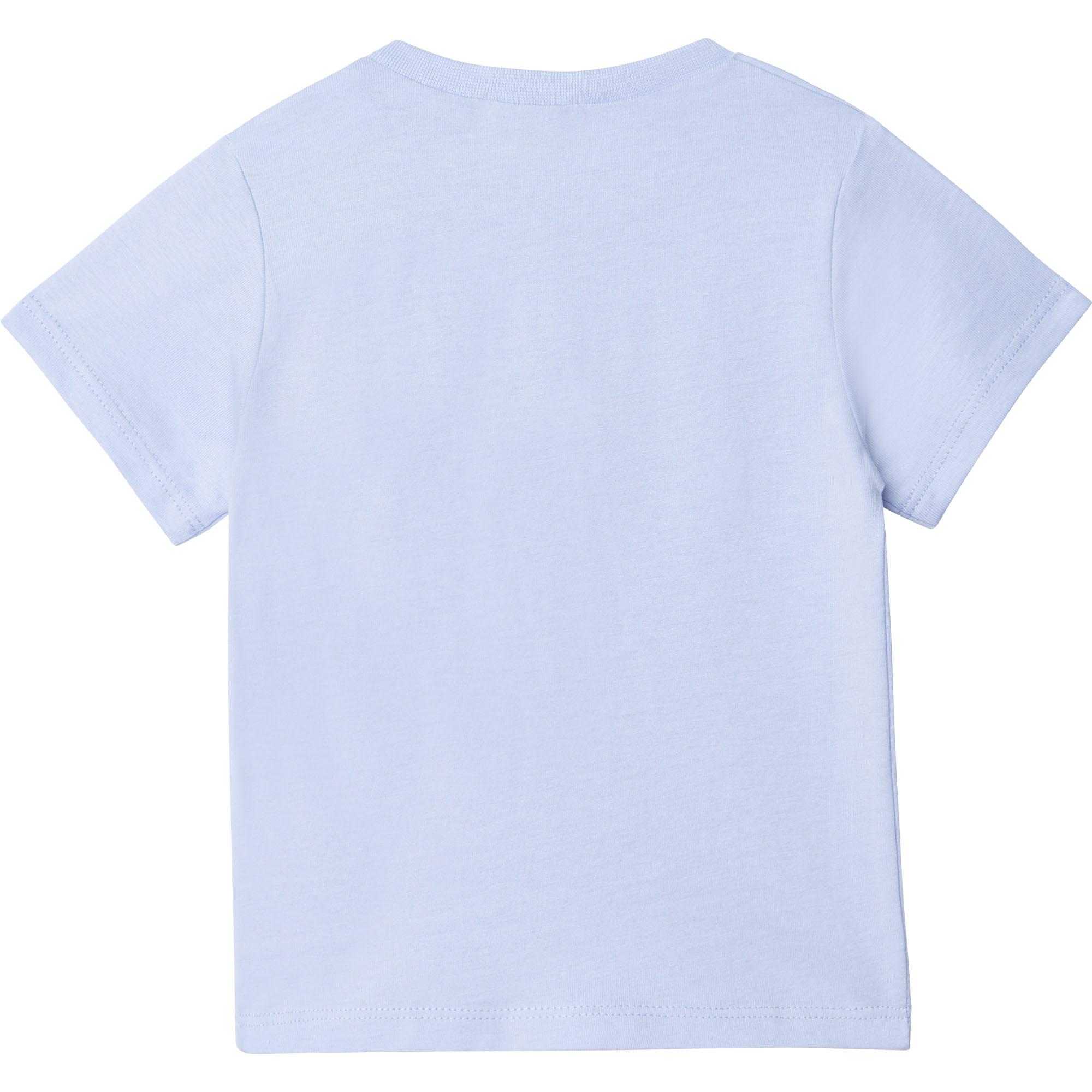 T-shirt manches courtes BOSS pour GARCON